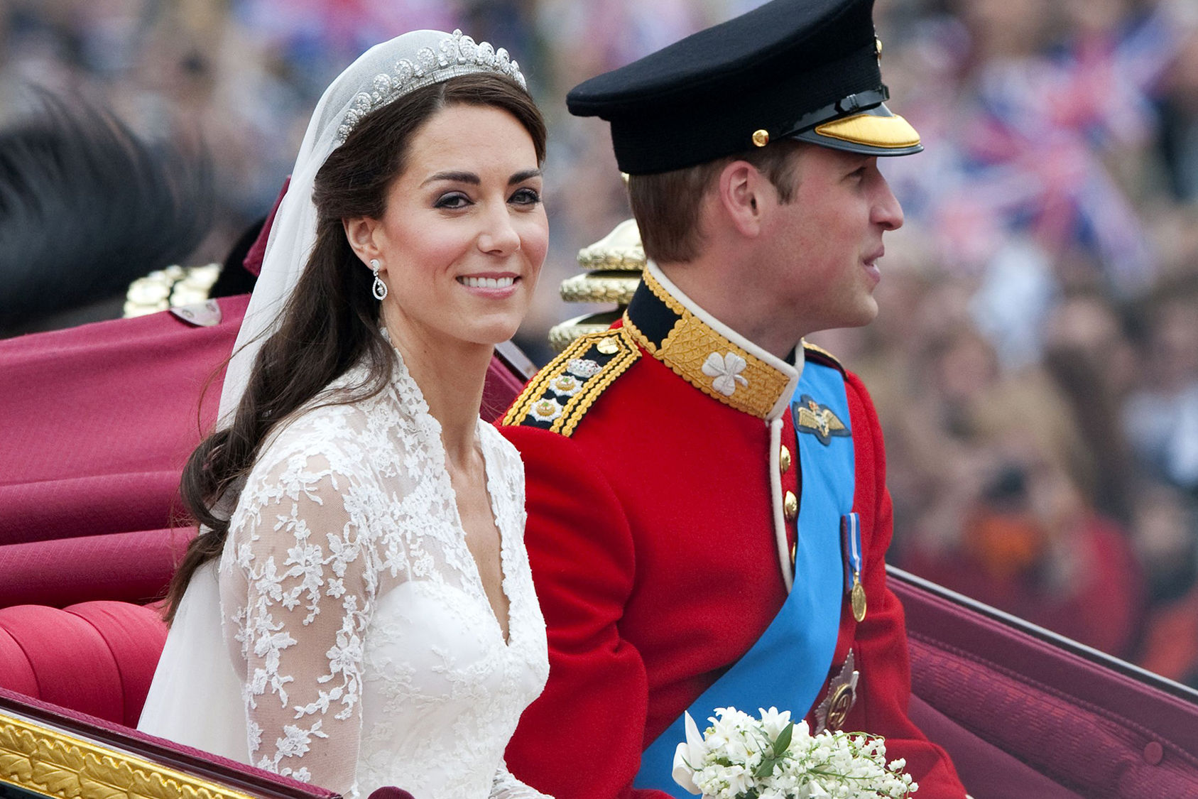 The Reason Kate Middleton and Prince William's Iconic Wedding Portrait Almost Didn't Happen
