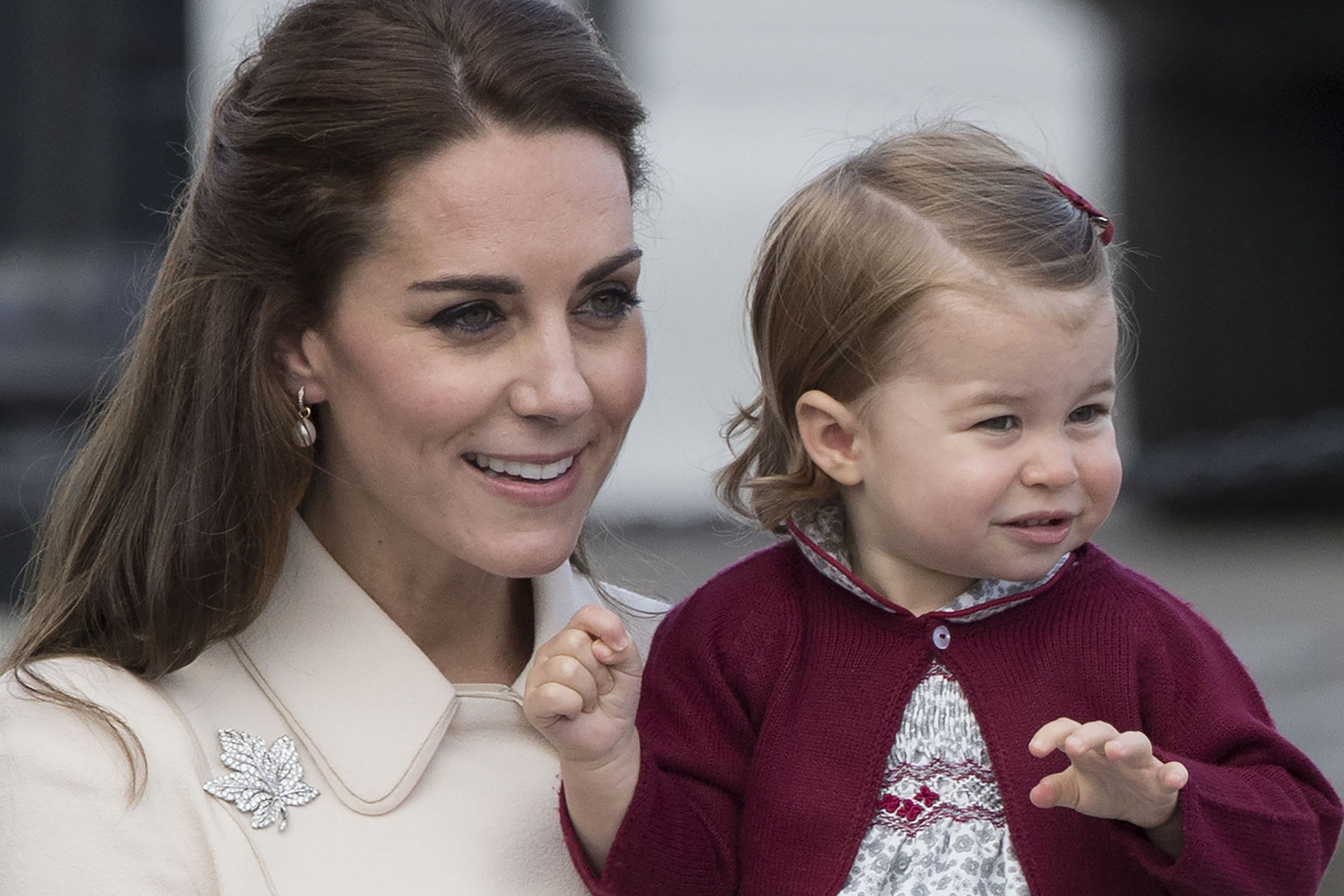 Why Princess Charlotte's Future Children Won't Inherit Royal Titles — But Prince George's Will