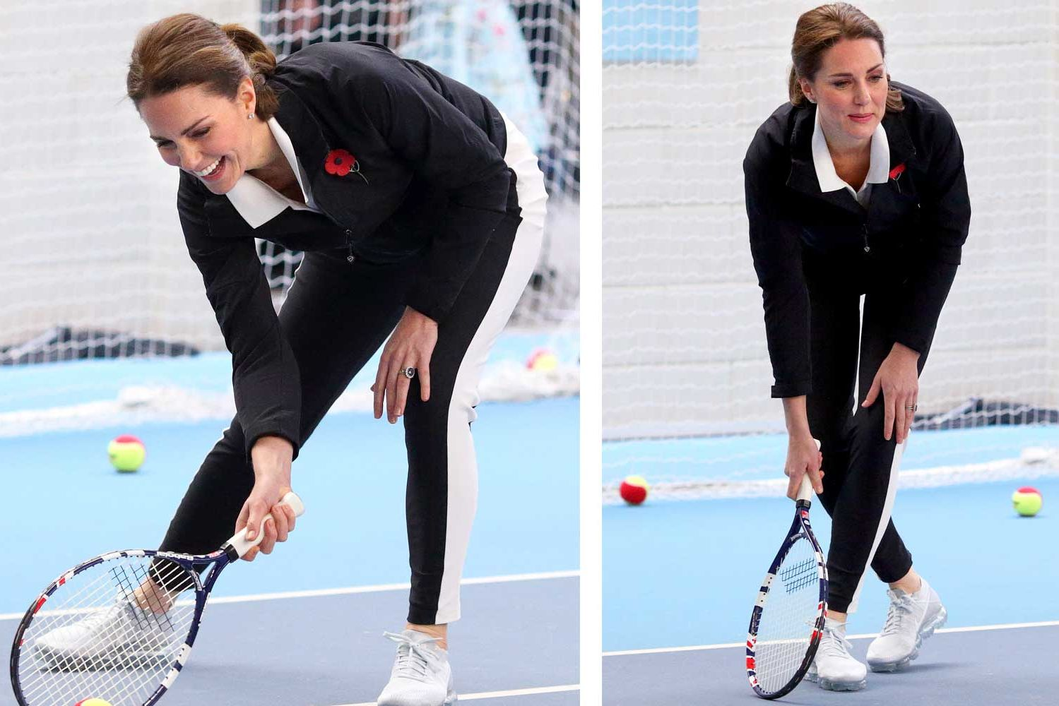 Kate Middleton's Nike Sneakers Are the Sporty Addition Your Closet Is Missing