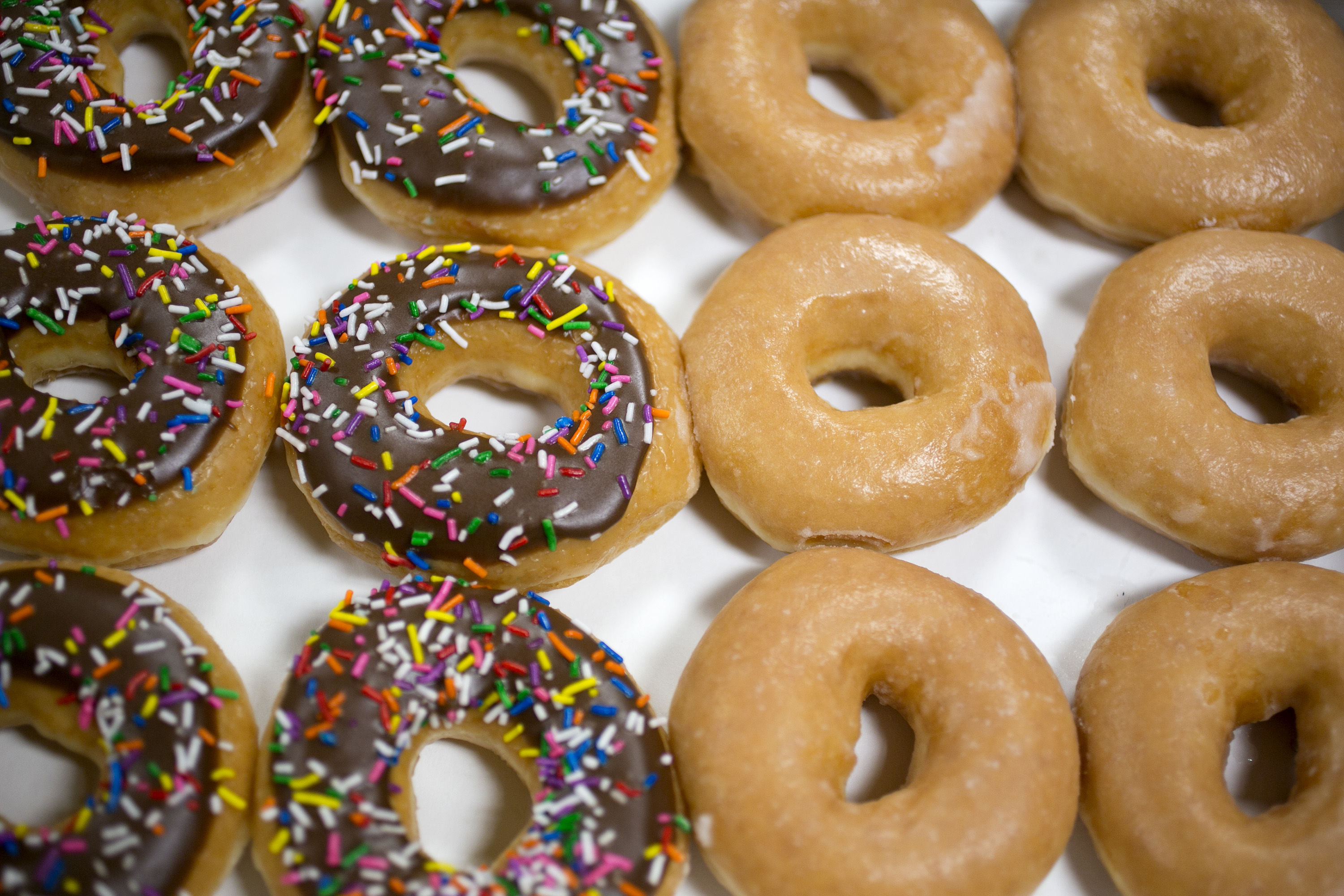 You Can Get a Free Krispy Kreme Donut on Halloween. Here's How