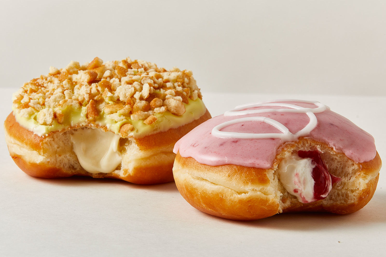 Krispy Kreme's Newest Doughnut Flavors Are...