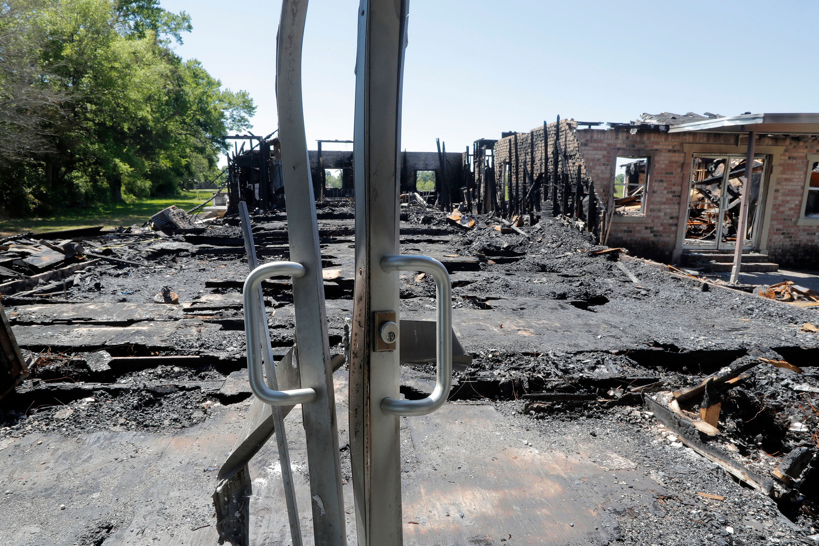 Thousands Donate to Rebuild Burned Louisiana Churches Amid Notre Dame Fundraising Efforts