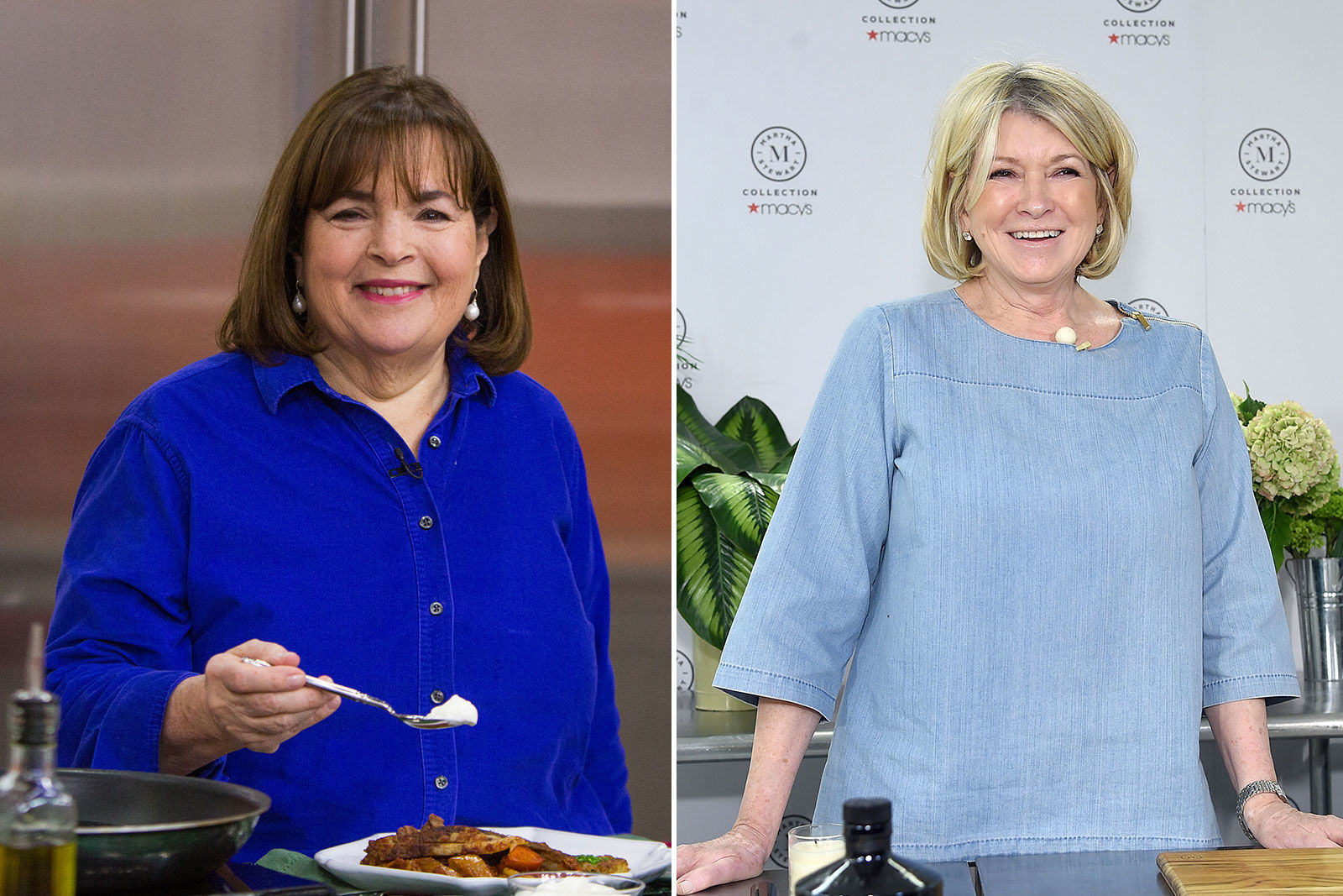 These Classic Novels Will Be Re-Released With Recipes From Ina Garten and Martha Stewart