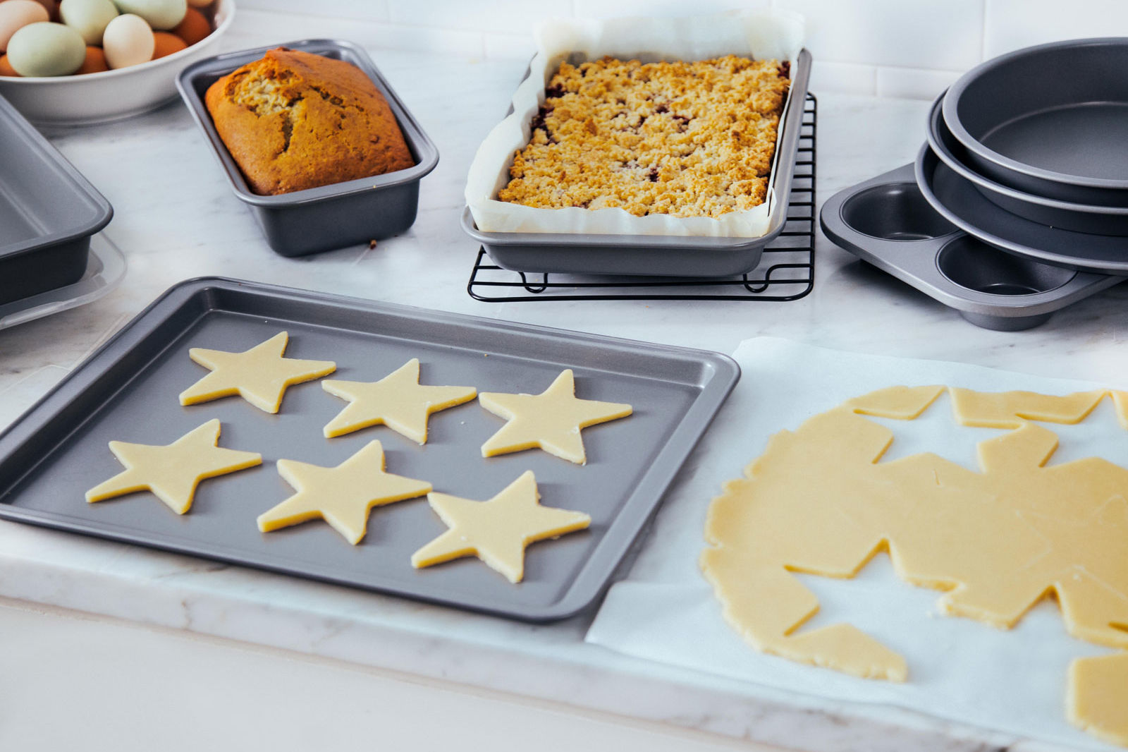 For the First Time Ever, Martha Stewart Is Selling Her Own Line of Food at Macy's