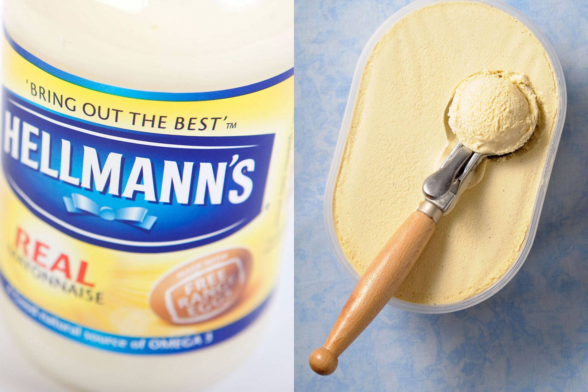 Mayonnaise Is the Most Controversial Ice Cream Flavor