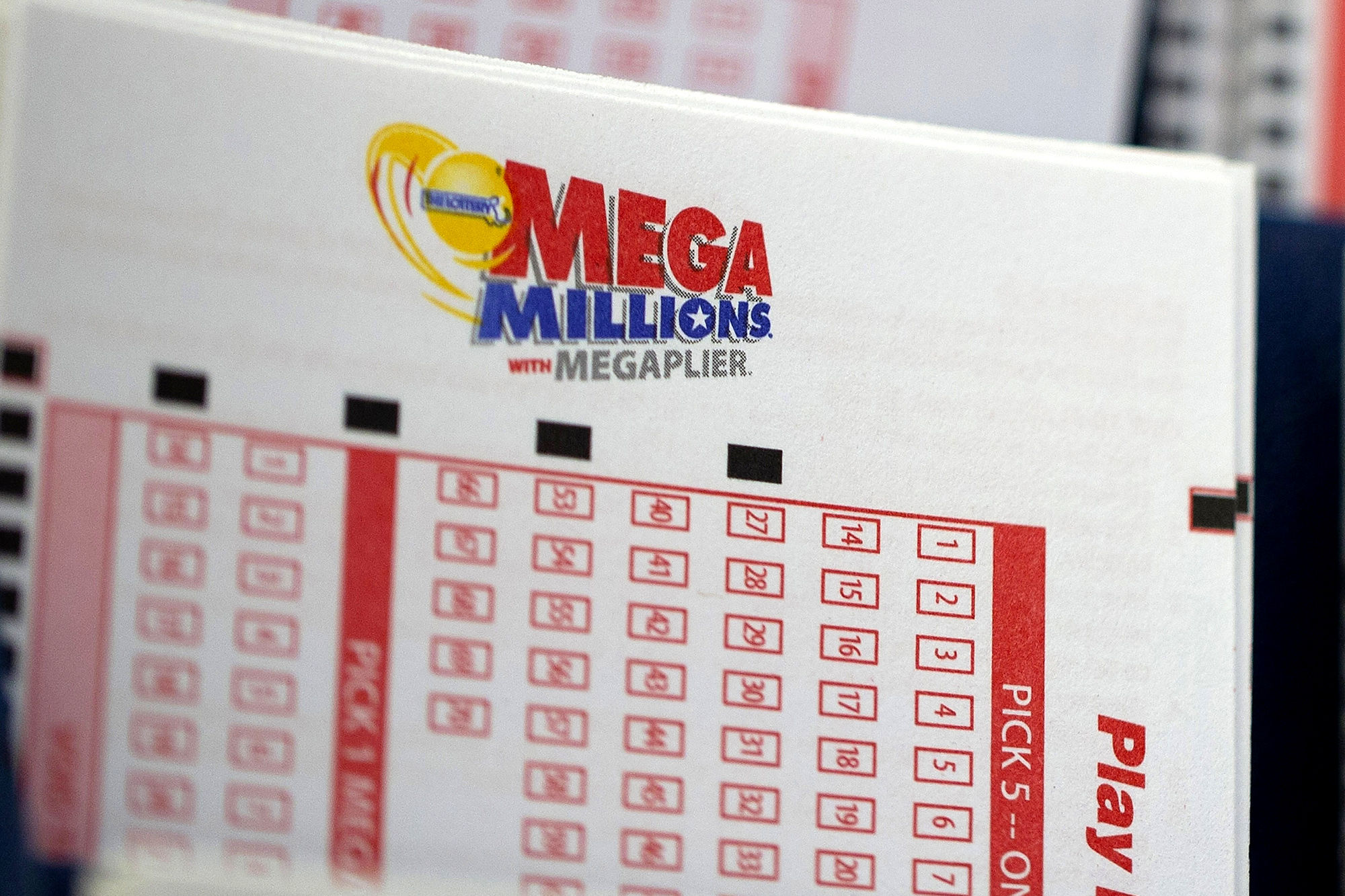 One Winning $1.537 Billion Mega Millions Ticket Sold in South Carolina: 'A Historic Occasion'