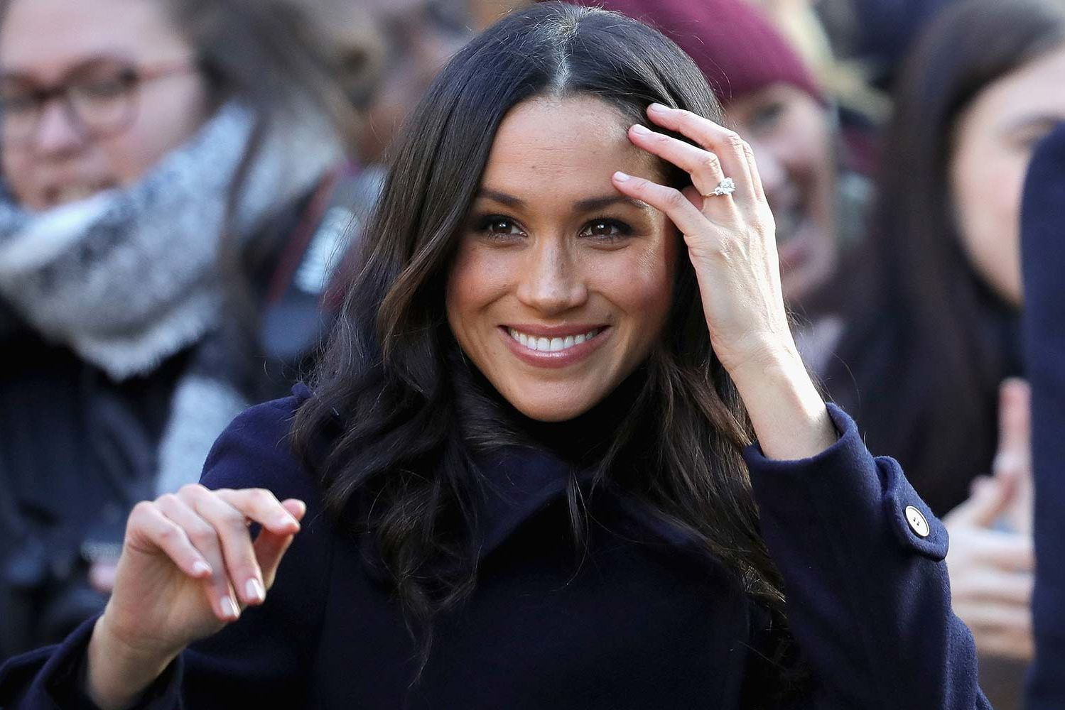 Who Will Be Meghan Markle's Maid of Honor? We Have a Few Ideas