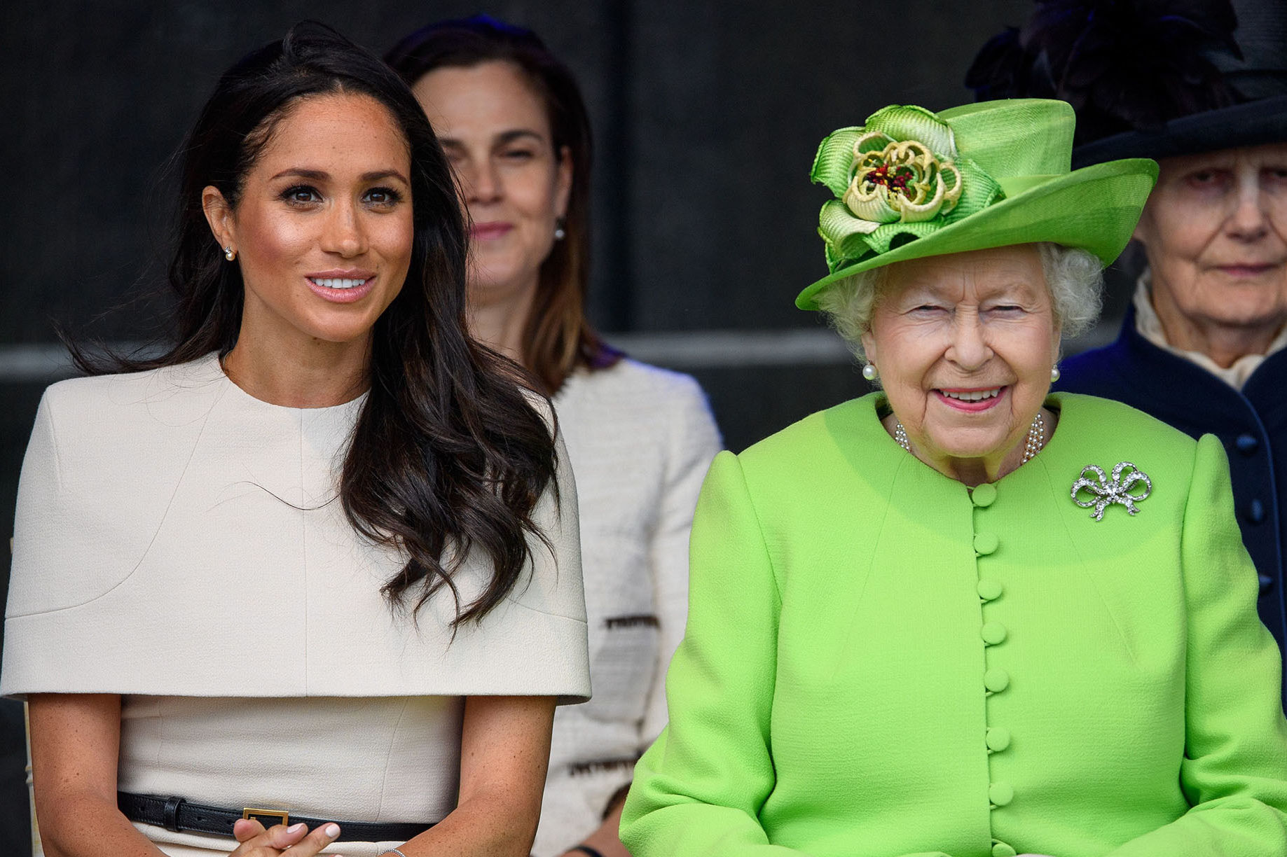 Prince Harry and Meghan Markle Will Have to Change Their Baby's Name if the Queen Doesn't Approve