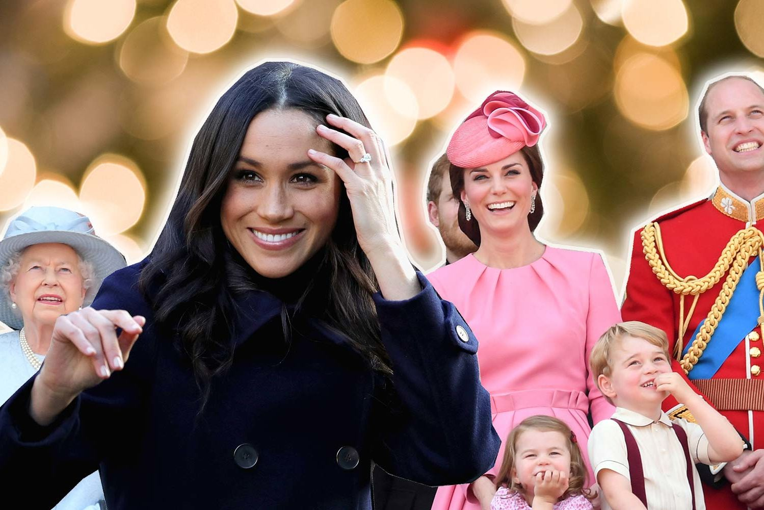 Here Are All the Royal Family Holiday Traditions Meghan Markle Will Now Take Part In