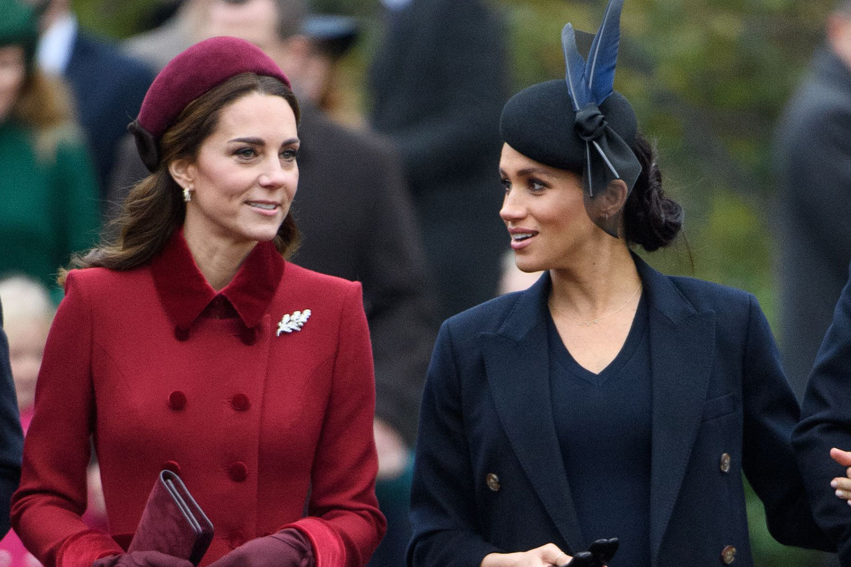 This Is Why Kate Middleton Didn't Attend Meghan Markle's Baby Shower