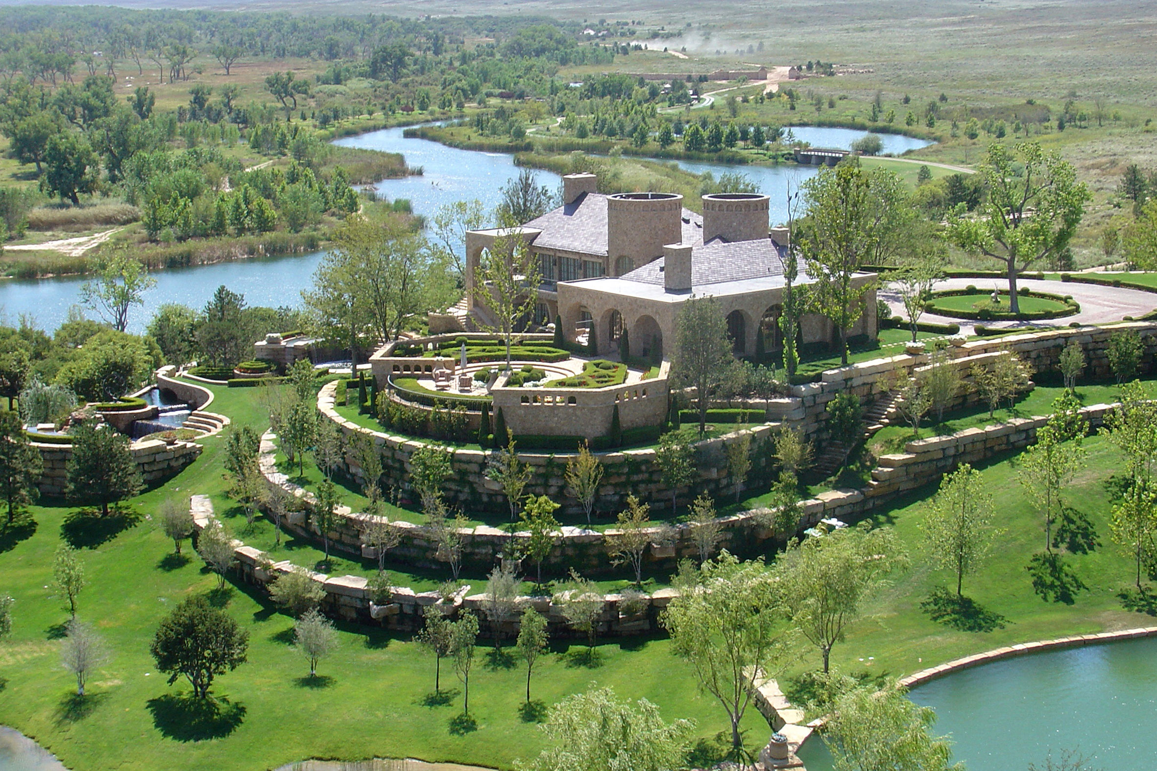 Oil Tycoon T. Boone Pickens is Selling His Texas Ranch for $250 Million