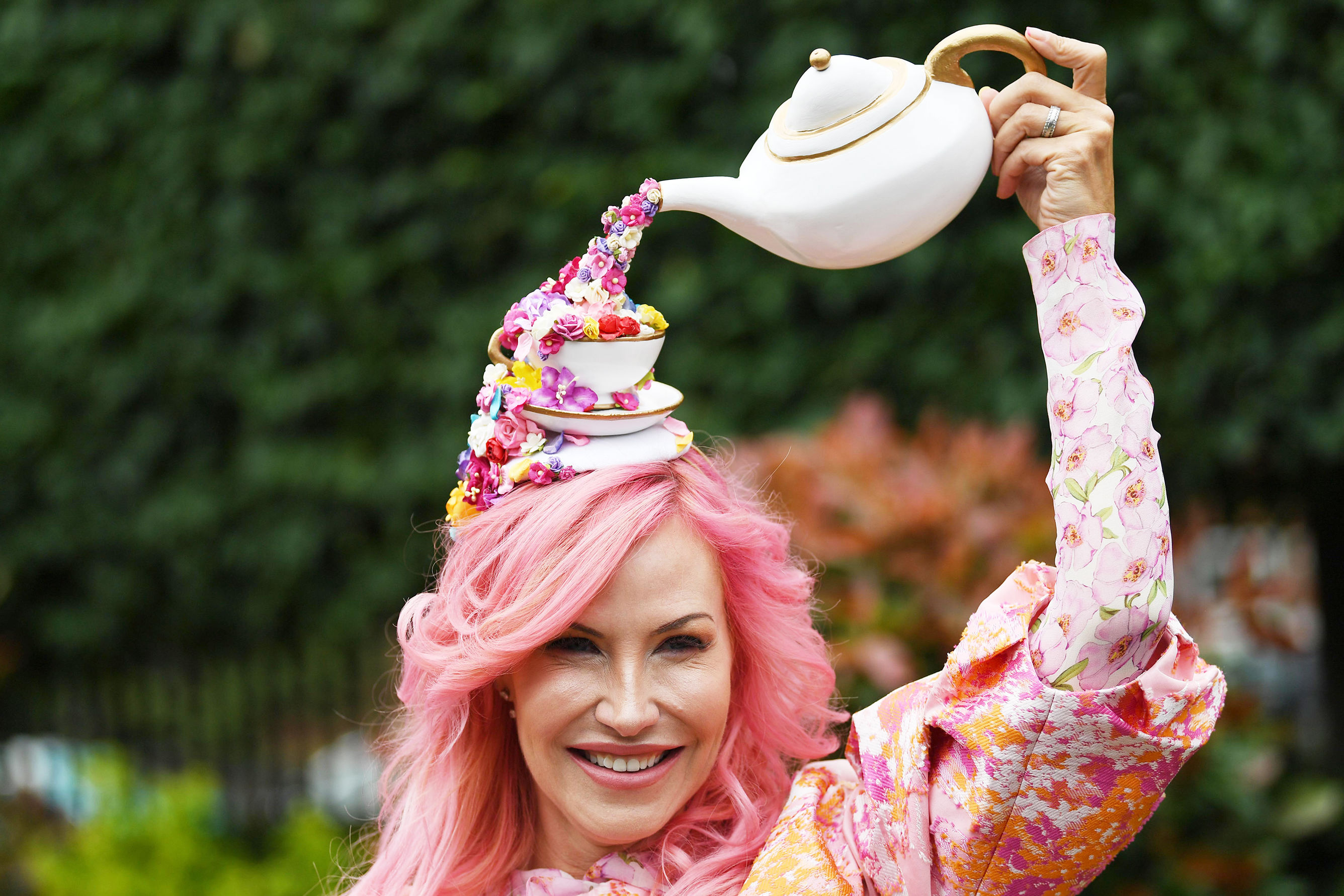 It's Ladies' Day at Royal Ascot! See the 9 Florida Friends Who Are Turning Heads in Wacky Hats