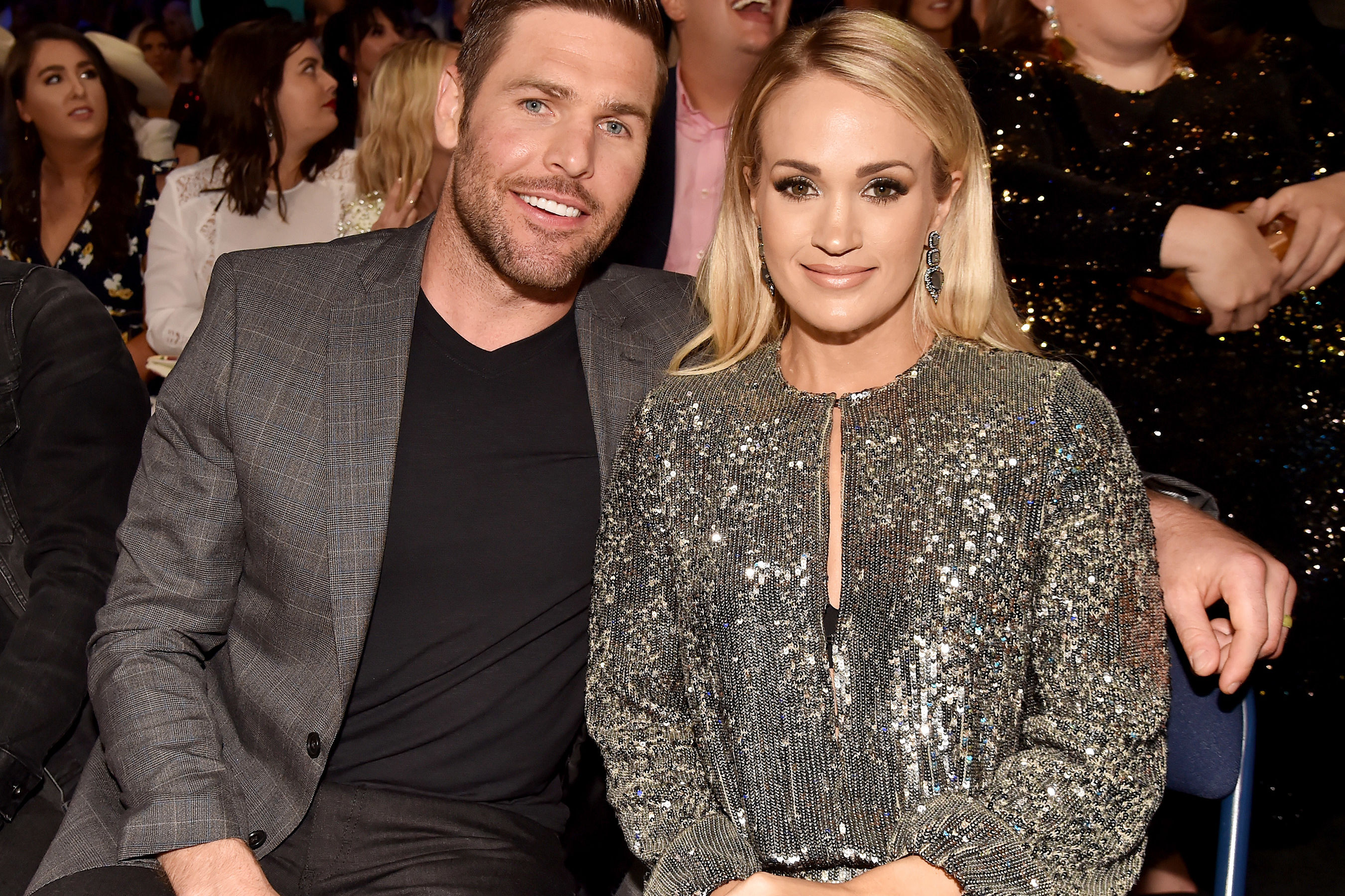 Carrie Underwood's Husband Mike Fisher Praises Her for 'Remaining Humble' in All Her Success