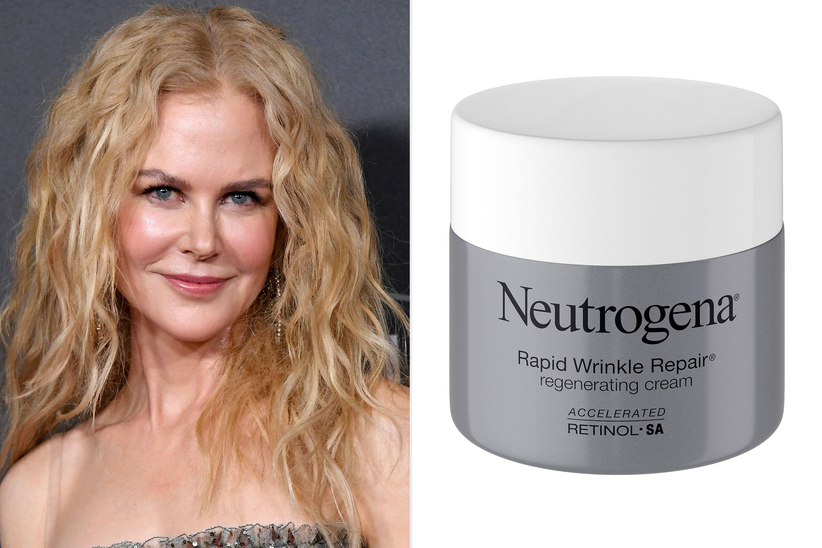 Nicole Kidman Uses This $25 Anti-Aging Face Cream Every Day