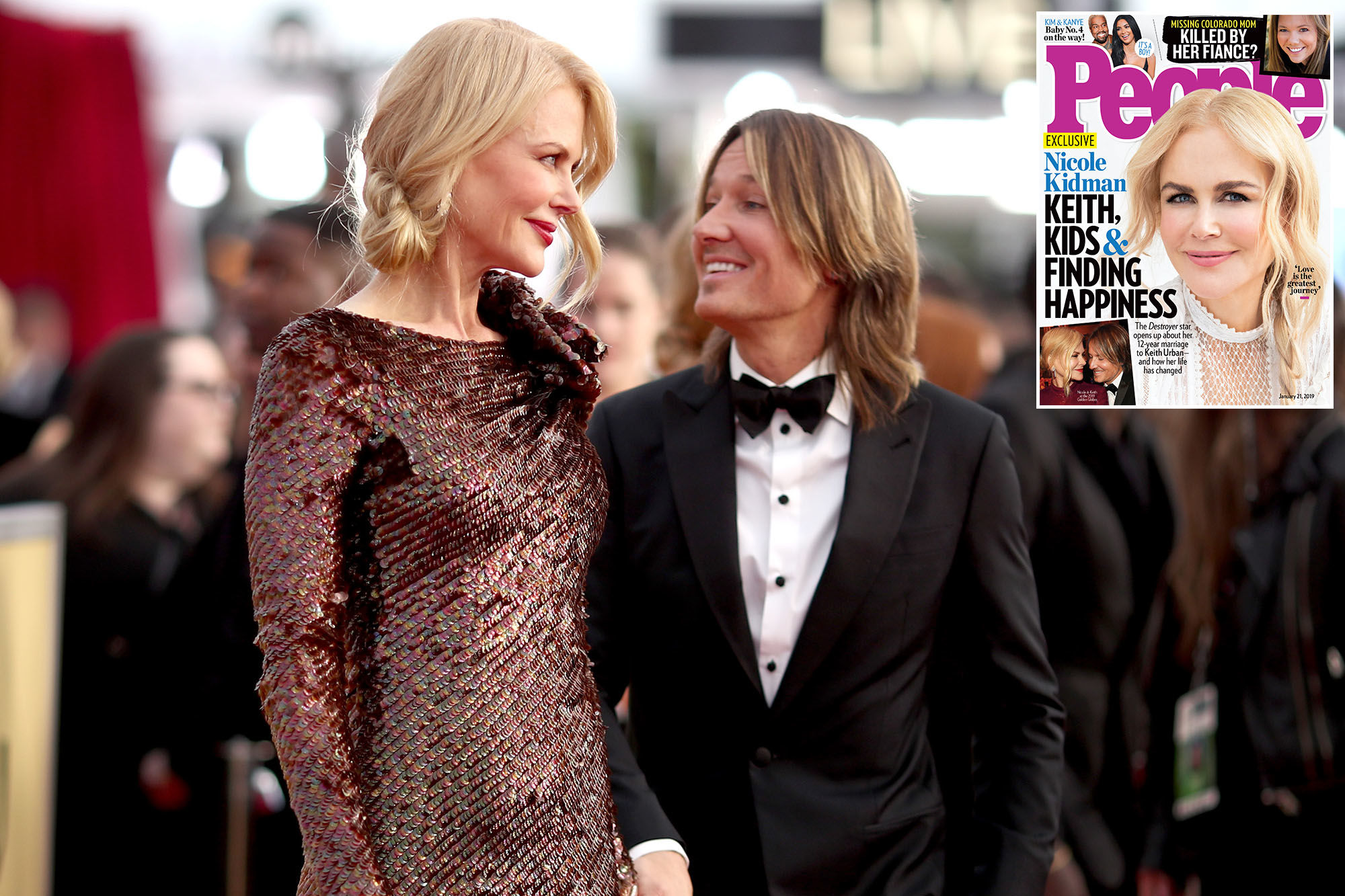 Nicole Kidman Reveals the Super-Sweet Moment She Knew Keith Urban Was 'The Love of My Life'