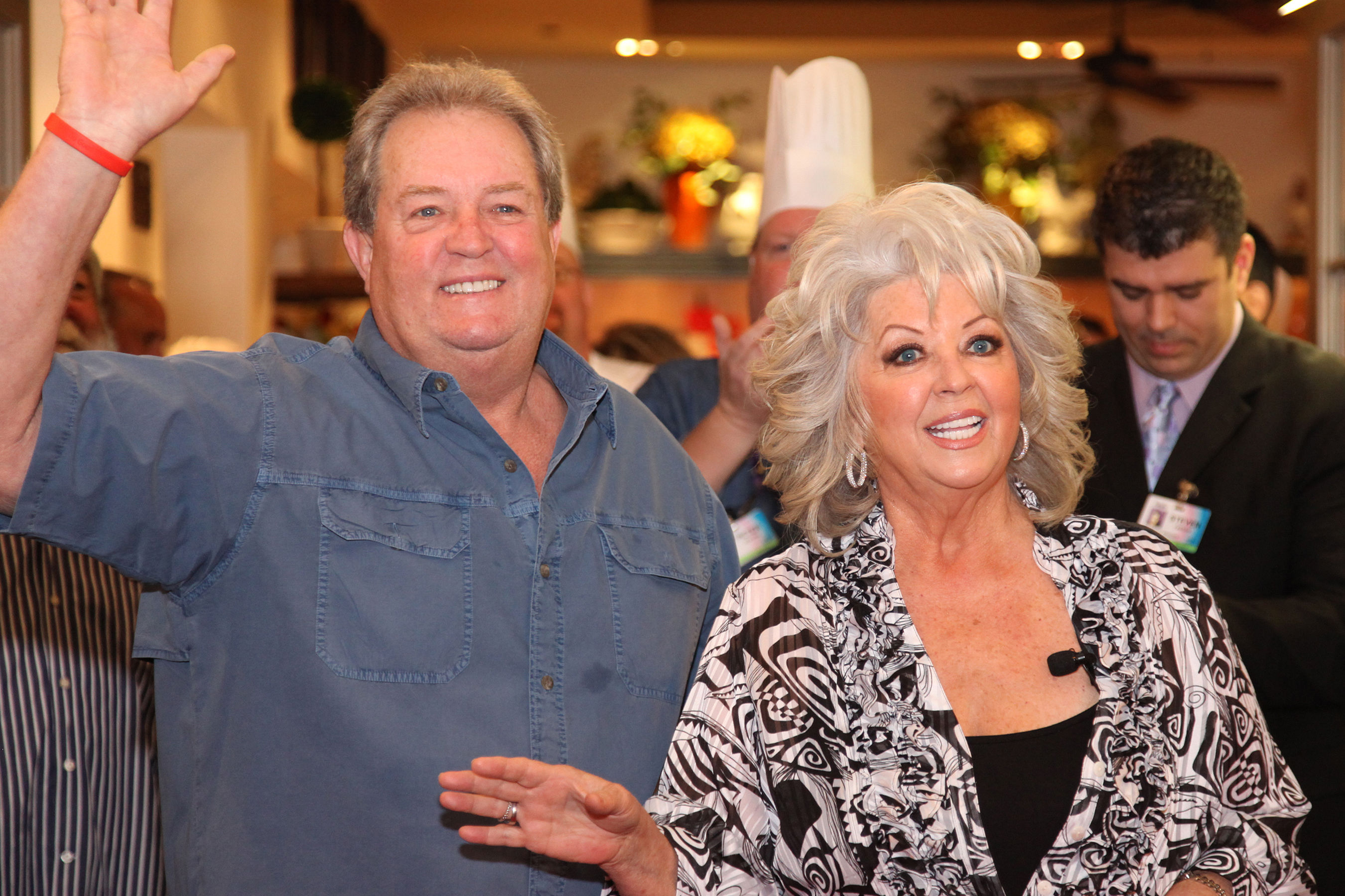 Paula Deen's Brother Earl 'Bubba' Hiers Dies at 65: 'We Will Miss Him Dearly'