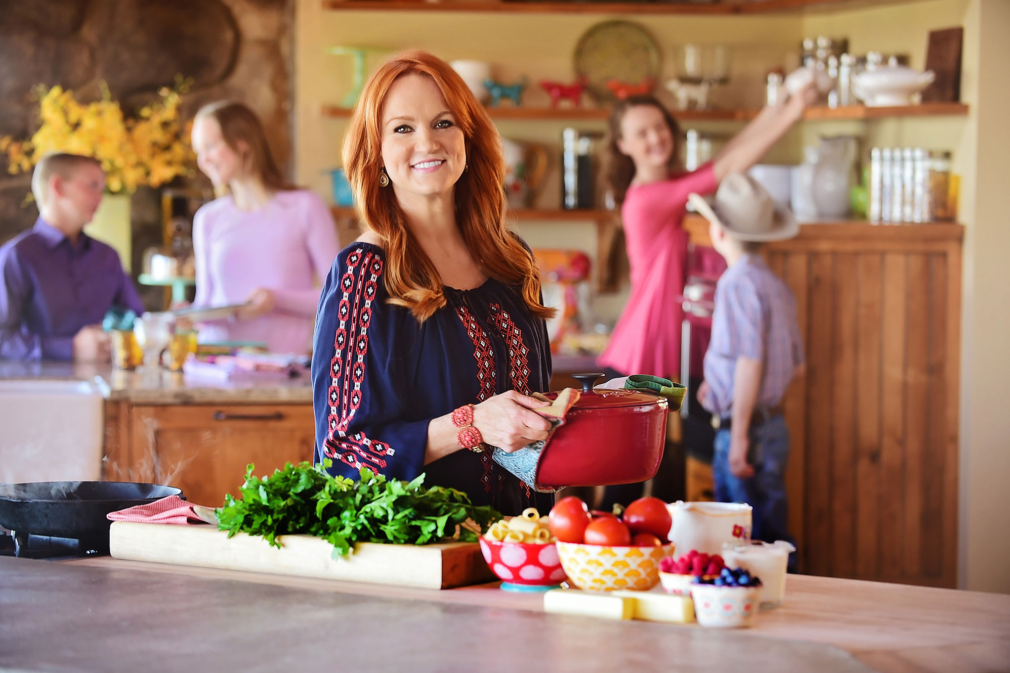 Pioneer Woman Ree Drummond Just Teased a New Cookbook—and It Already Looks Delicious