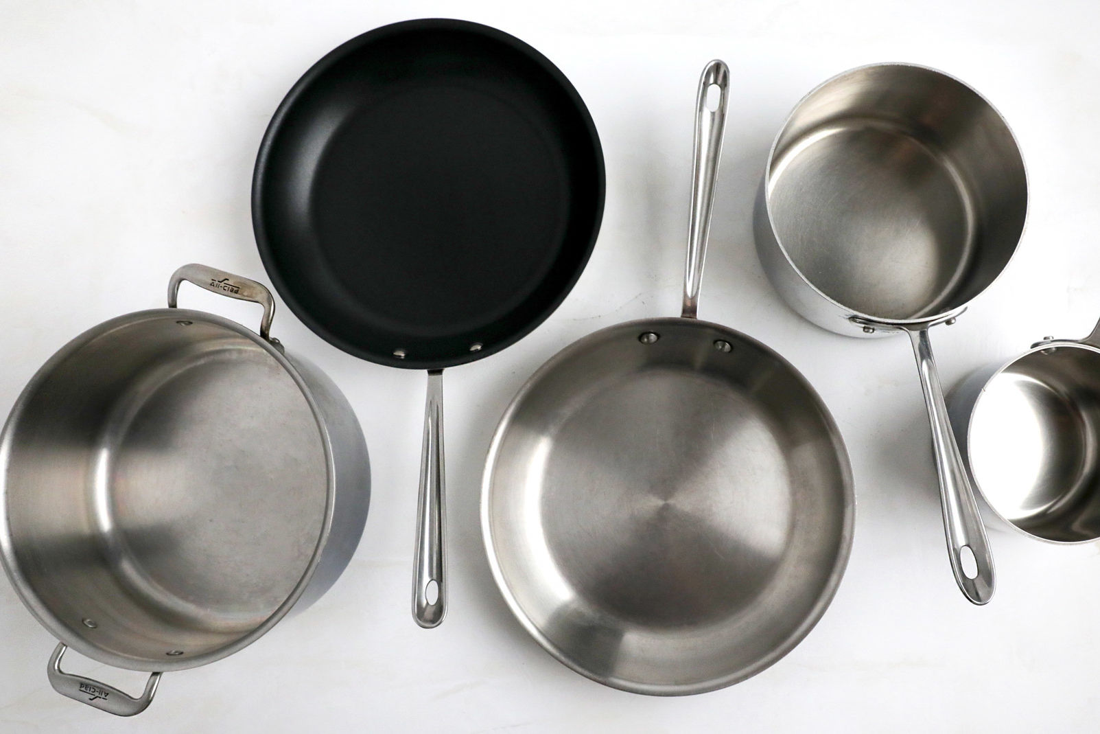 The 7 Pots and Pans You Need (and What to Cook in Each of Them)