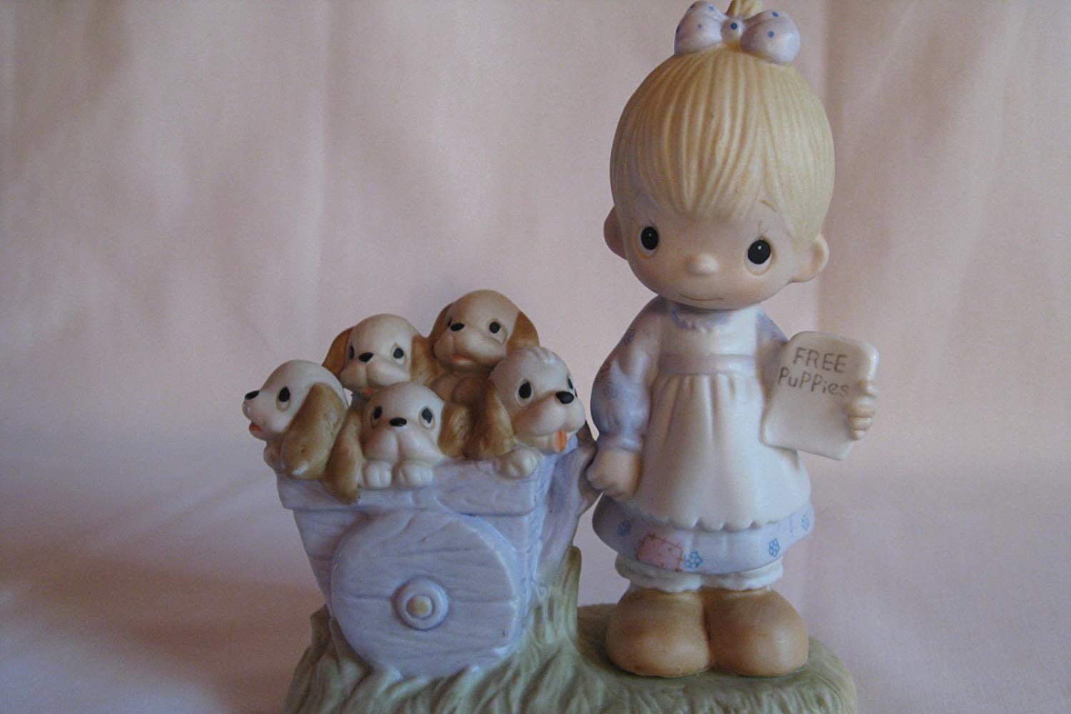 Precious Moments Figurines that Originally Sold for $15 Could Be Worth Serious Money Now