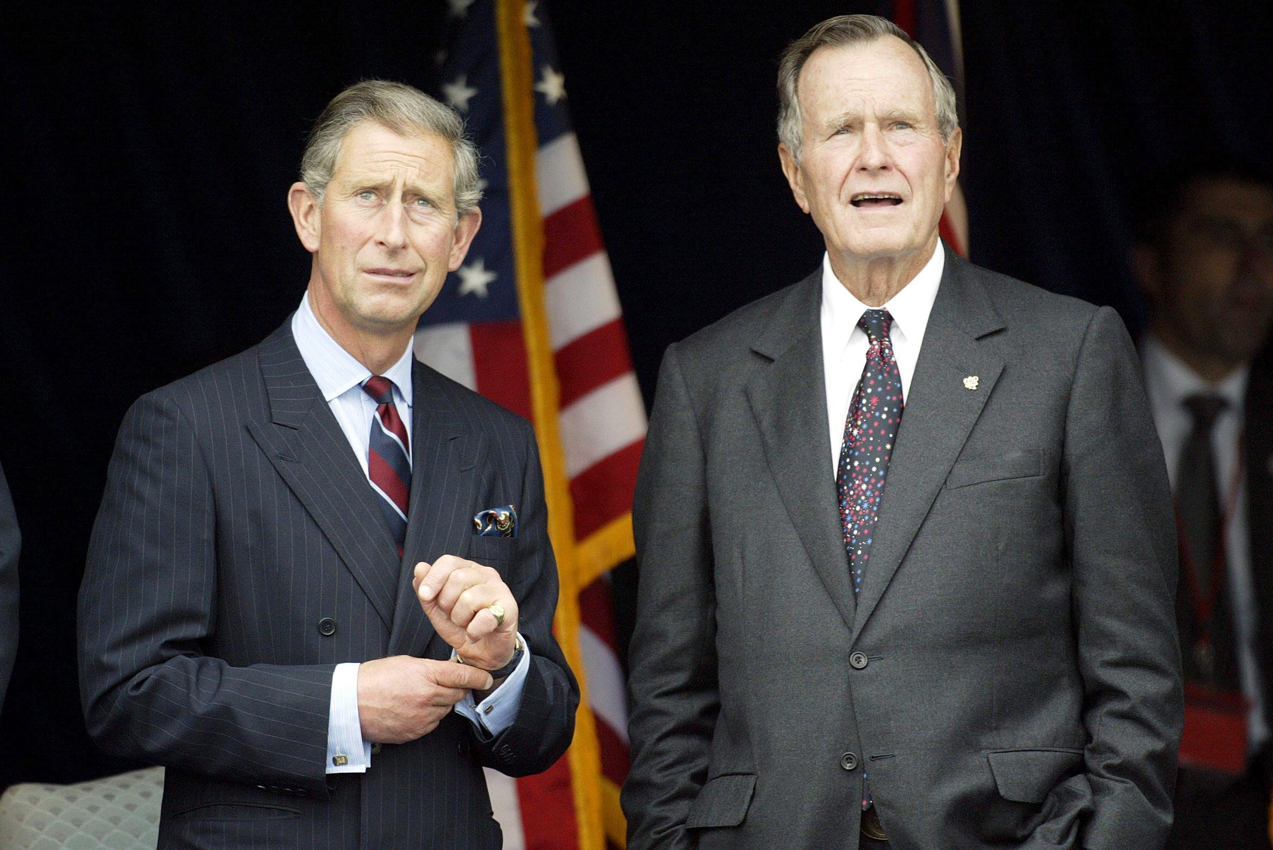Prince Charles Will Travel to Washington, D.C. for George H.W. Bush's Funeral
