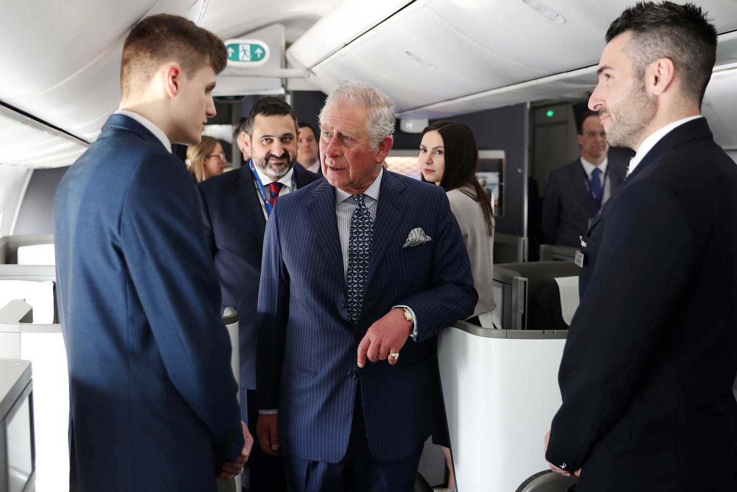 New Book Claims Prince Charles Won't Travel Without His Own Toilet Seat and a Martini