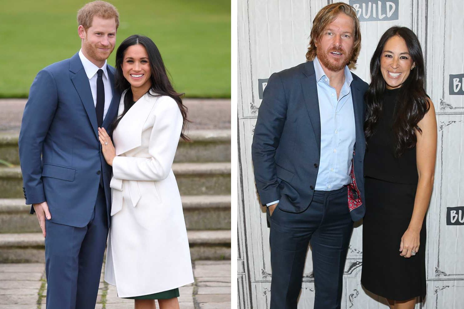 We Need to Talk About the Resemblance Between Prince Harry and Meghan Markle and Chip and Joanna Gaines