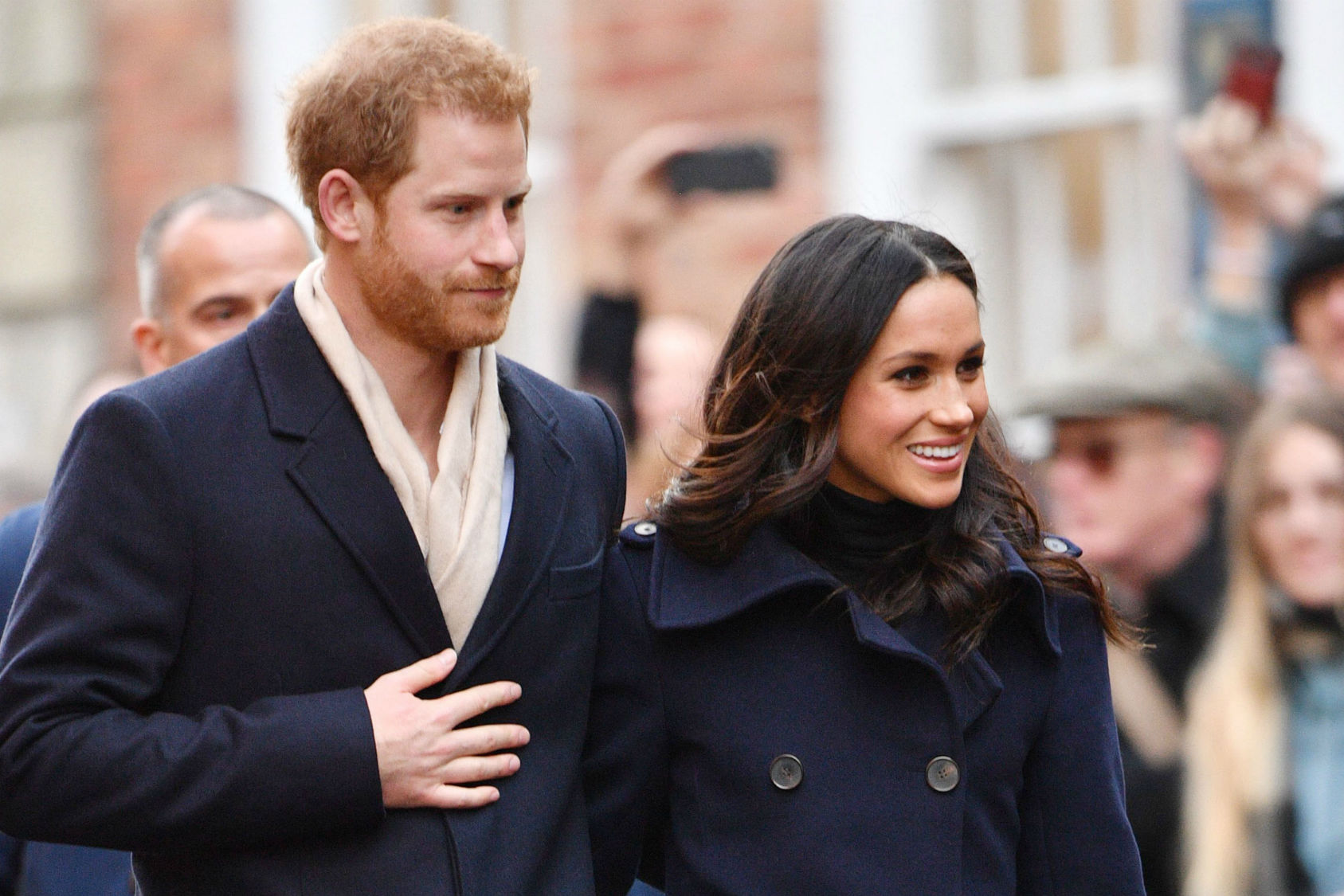 Here's Why Meghan Markle Will Always Have To Curtsy To Kate Middleton