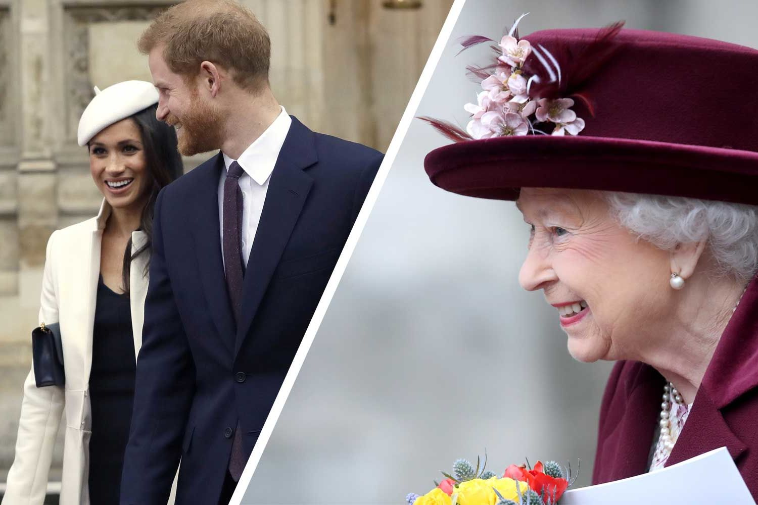 The Queen Just Gave Her Official Blessing for Prince Harry and Meghan Markle's Royal Wedding