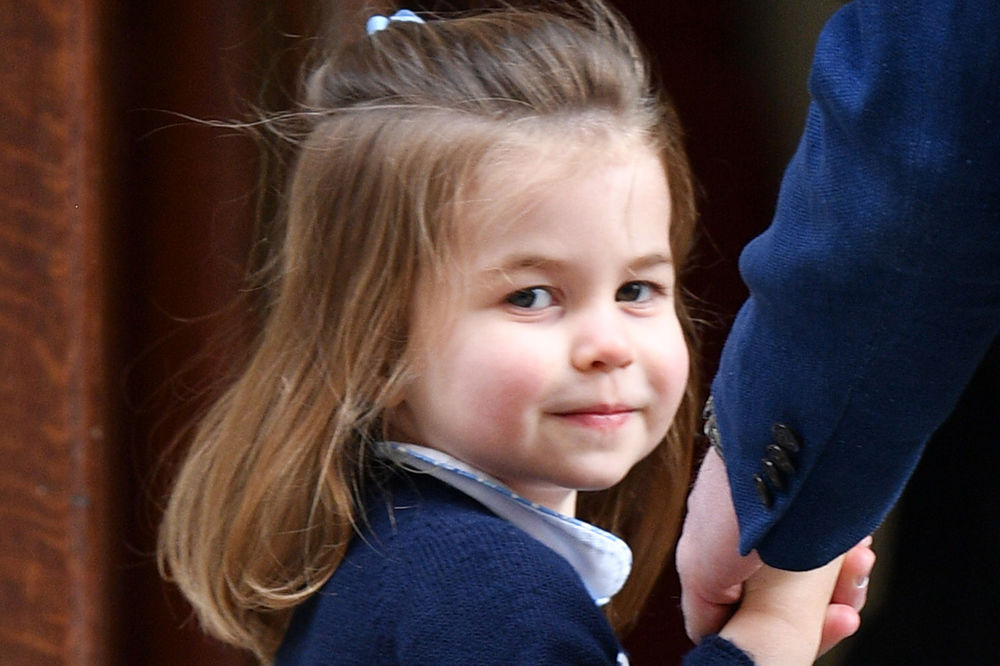 Prince William Says Princess Charlotte 'Loves' Unicorns After Her Cute Keychain Moment at School