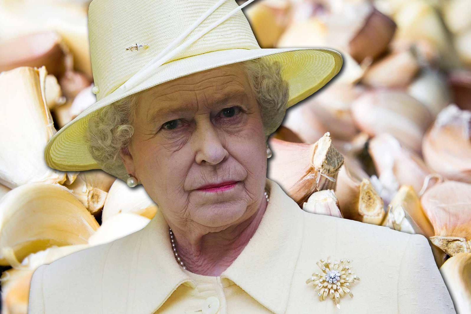 The One Food the Queen of England Hates