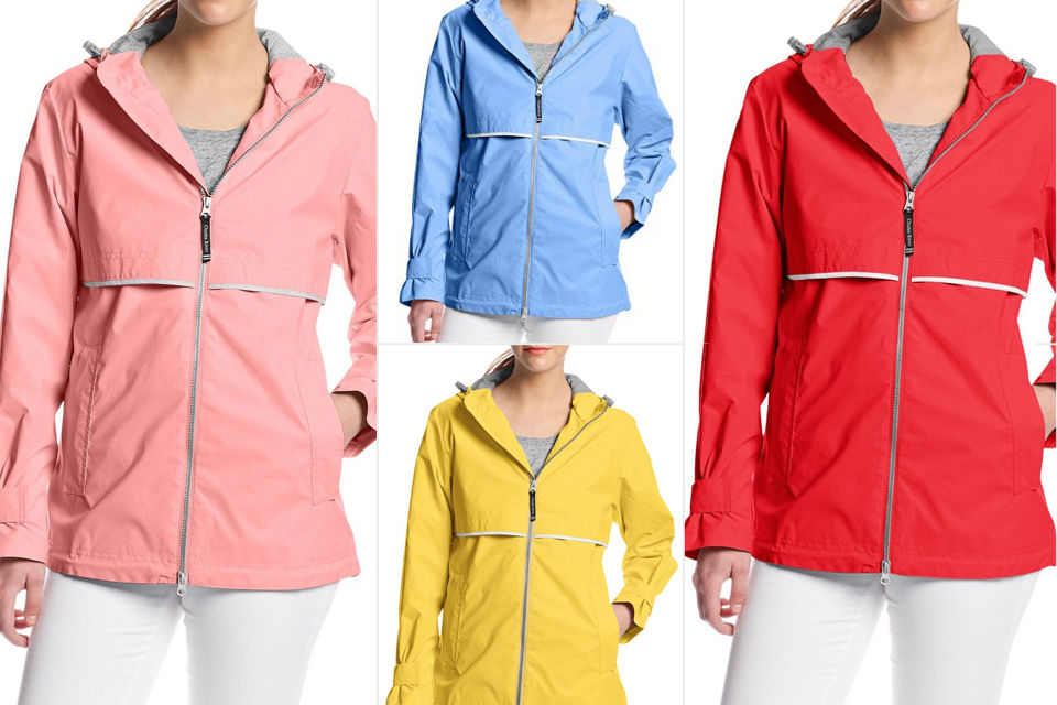 This Rain Jacket Has Over 2,000 Five-Star Reviews (and Comes in 18 Gorgeous Colors!)