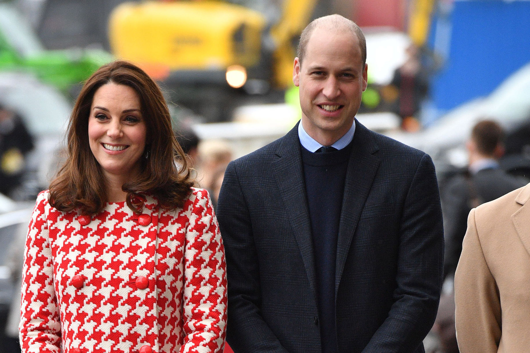 Prince William: 'My Mental Health Would Be Tested by Twins'