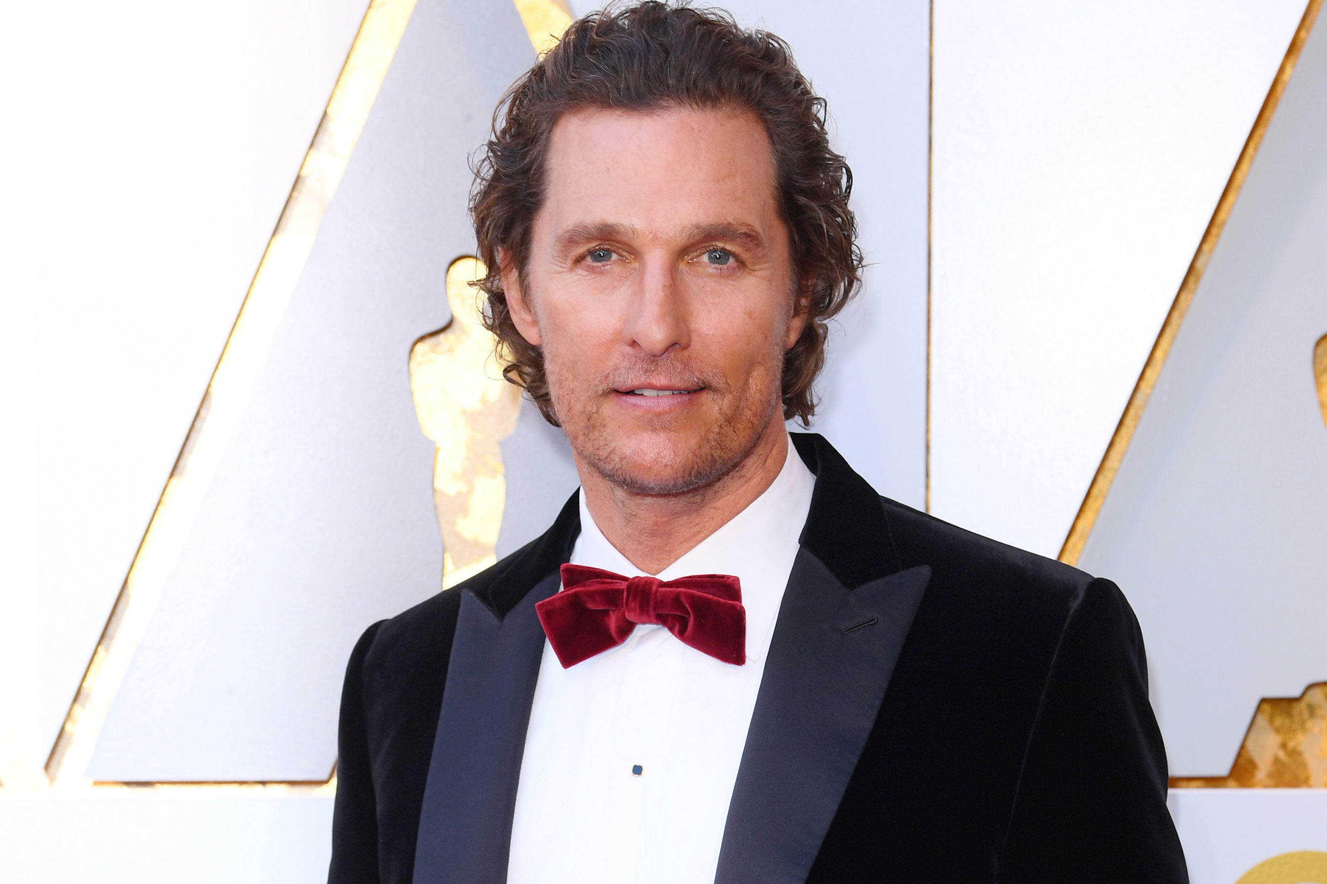 Matthew McConaughey Auditioned to Play Leonardo DiCaprio's Role in Titanic