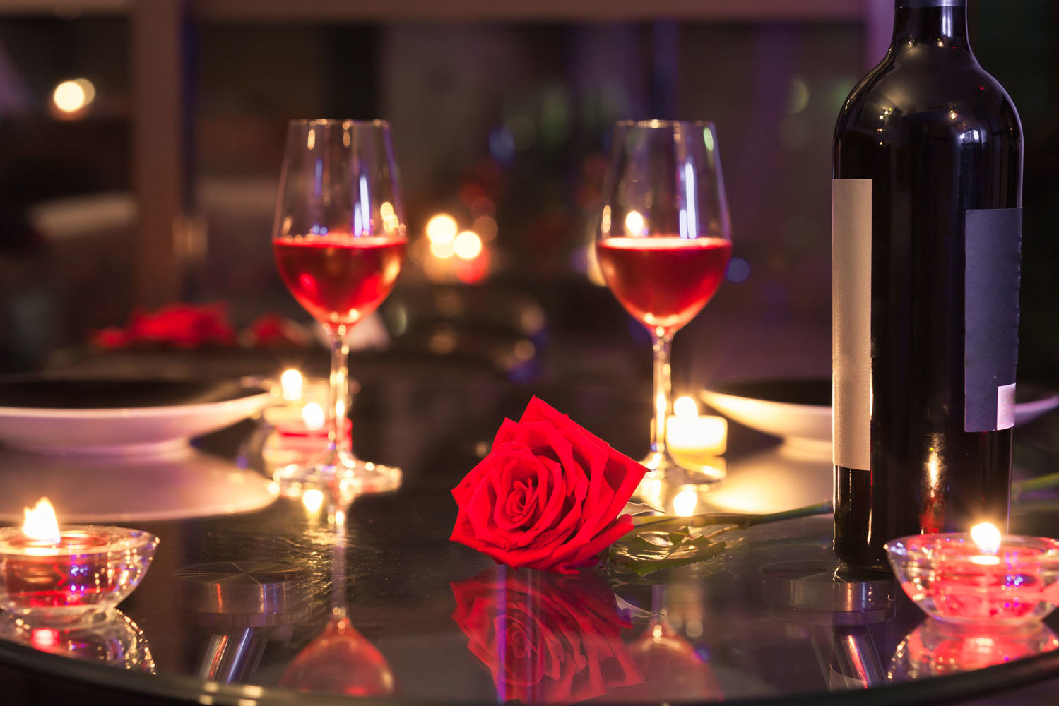 The 100 Most Romantic Restaurants in the U.S.
