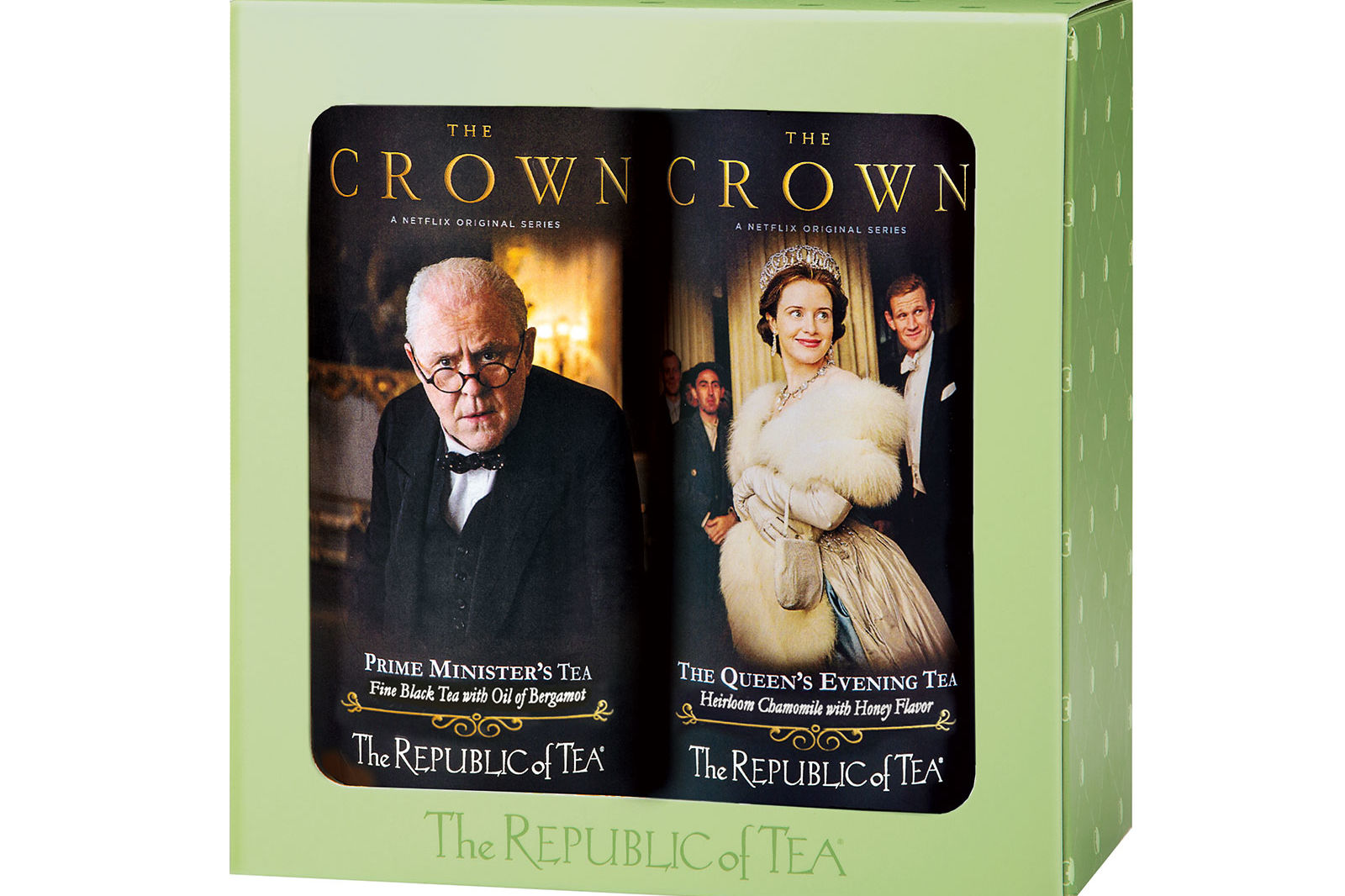 These Teas Were Inspired by 'The Crown'