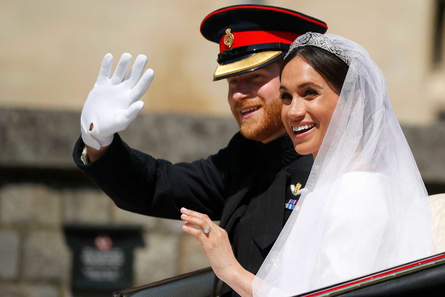 Prince Harry and Meghan Markle Are Apologizing to Well-wishers for This Hilarious Reason