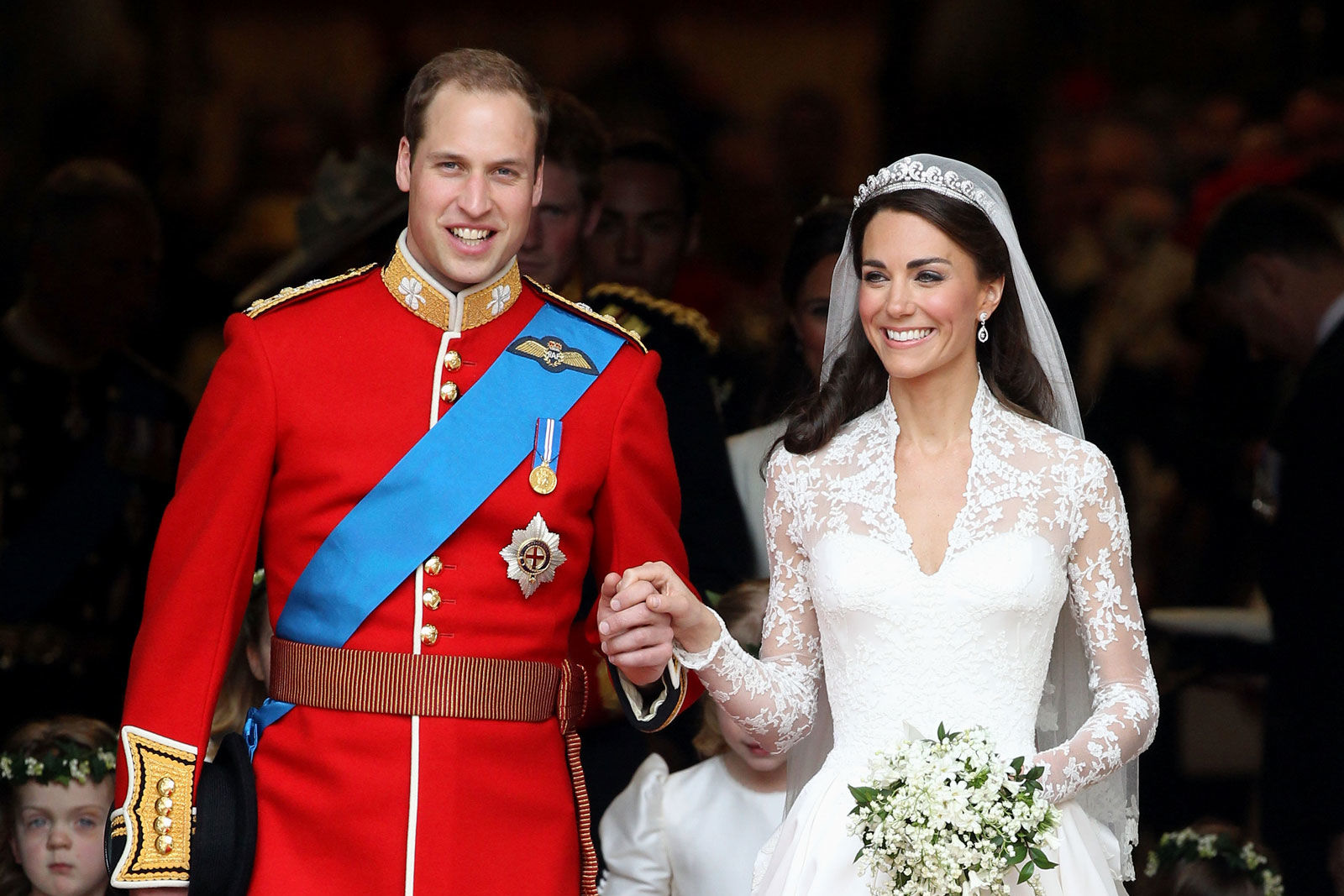Why Fruitcake Is Always Served at Royal Weddings
