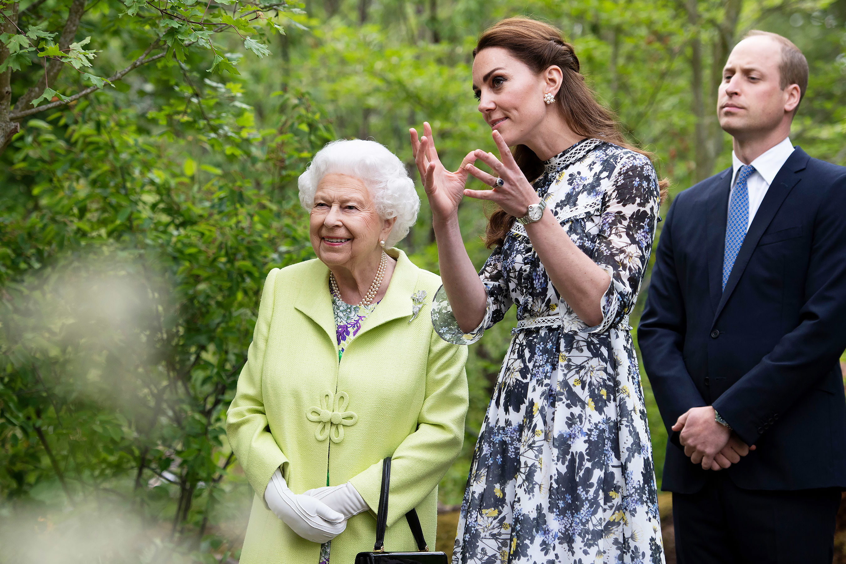 Queen Elizabeth Just Gave Kate Middleton Something She's Held Onto for 67 Years!