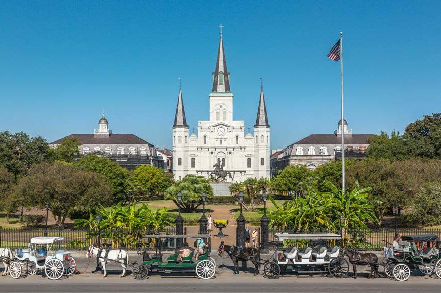 Points of Interest in New Orleans for All First-Time Visitors