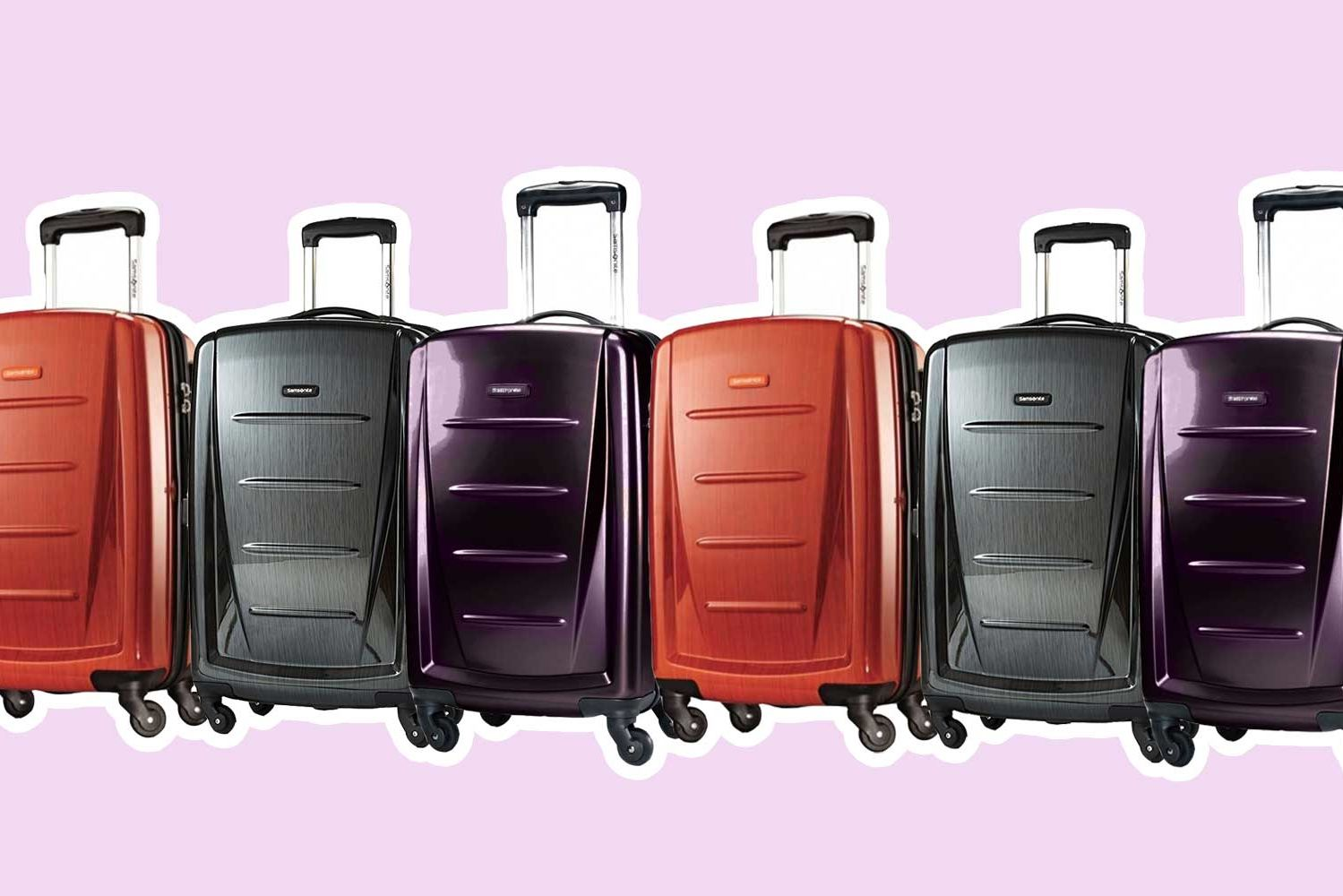The Best-Selling Carry-On Suitcase on Amazon