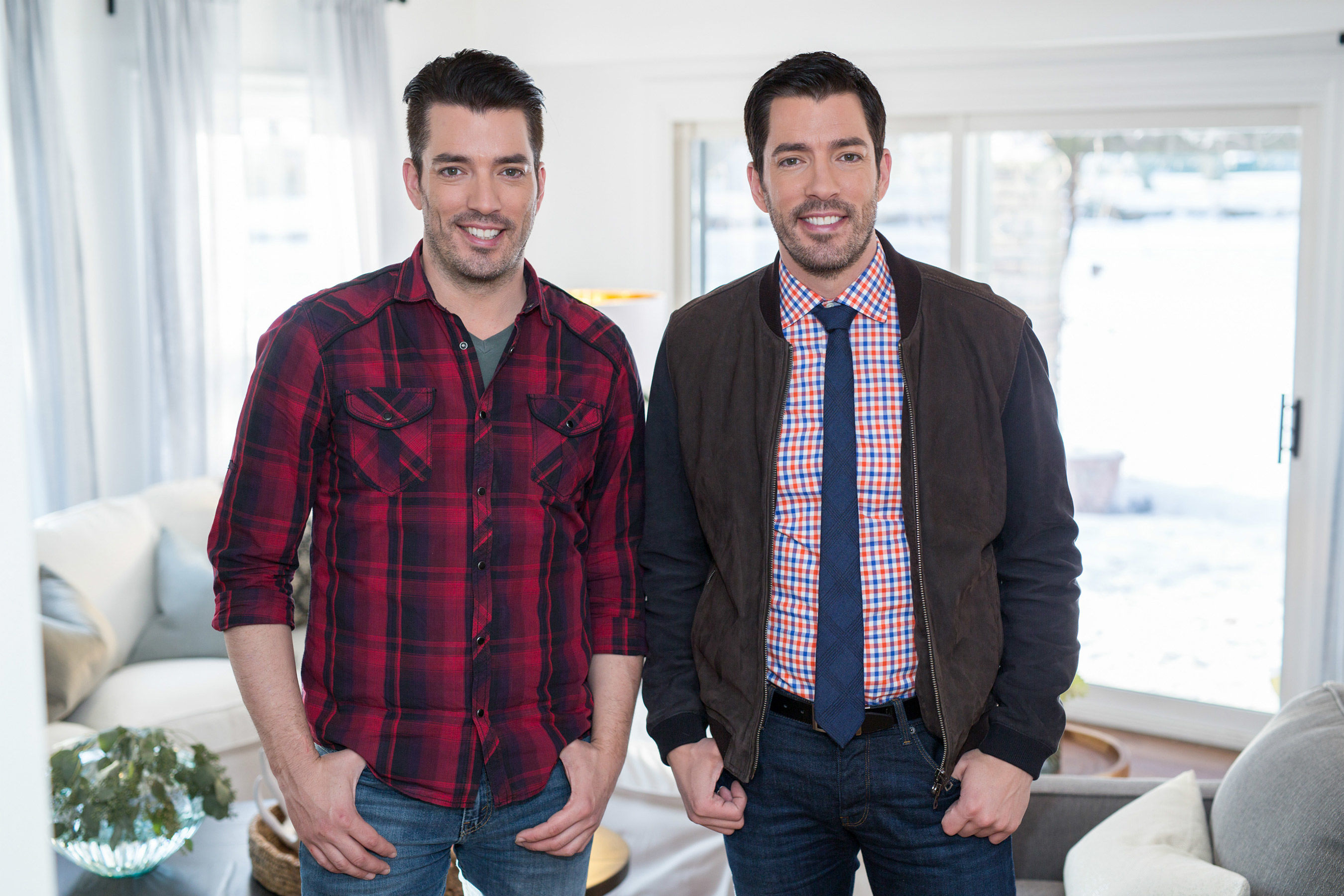 Property Brothers' Drew and Jonathan Scott Announce New HGTV Show Making Over 'Forever Homes'