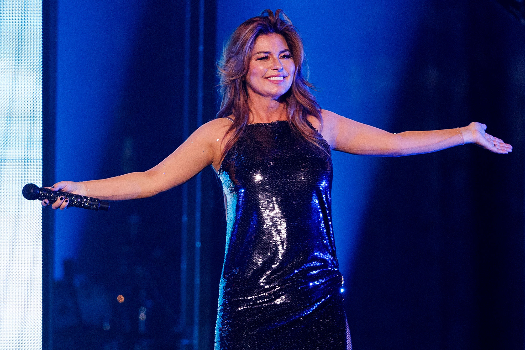 Shania Twain Takes Fans Behind-the-Scenes at the Making of Her Now World Tour