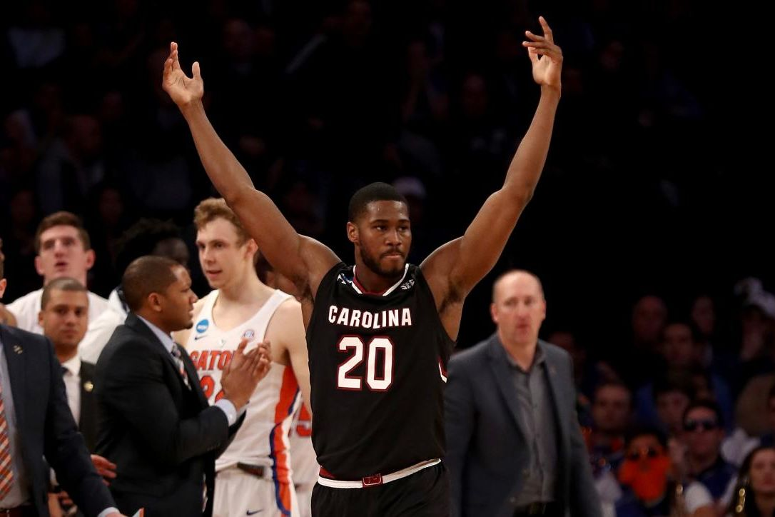 South Carolina Reaches First Final Four in School History