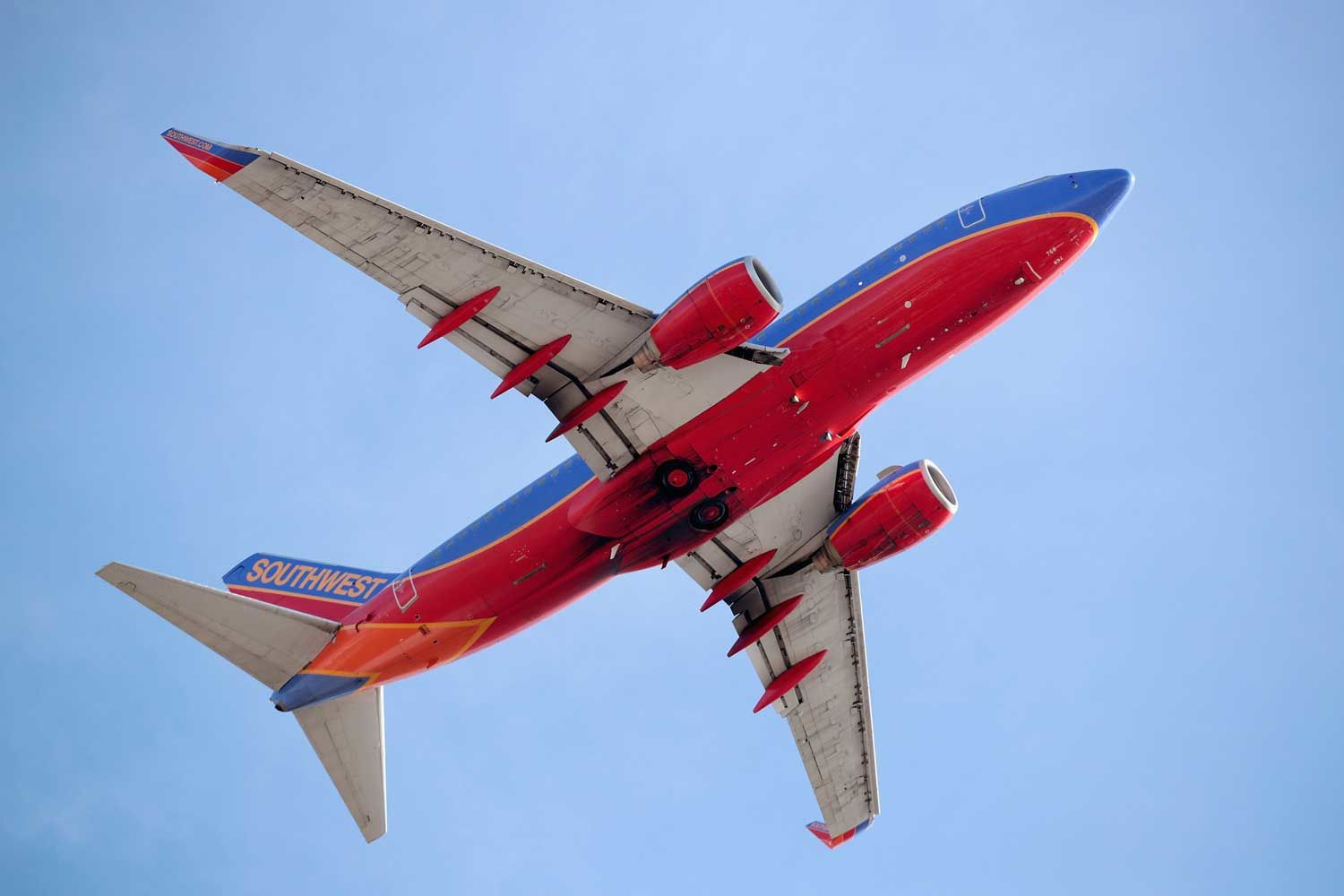 Southwest Is Having a Massive Winter Sale With Flights As Low As $49