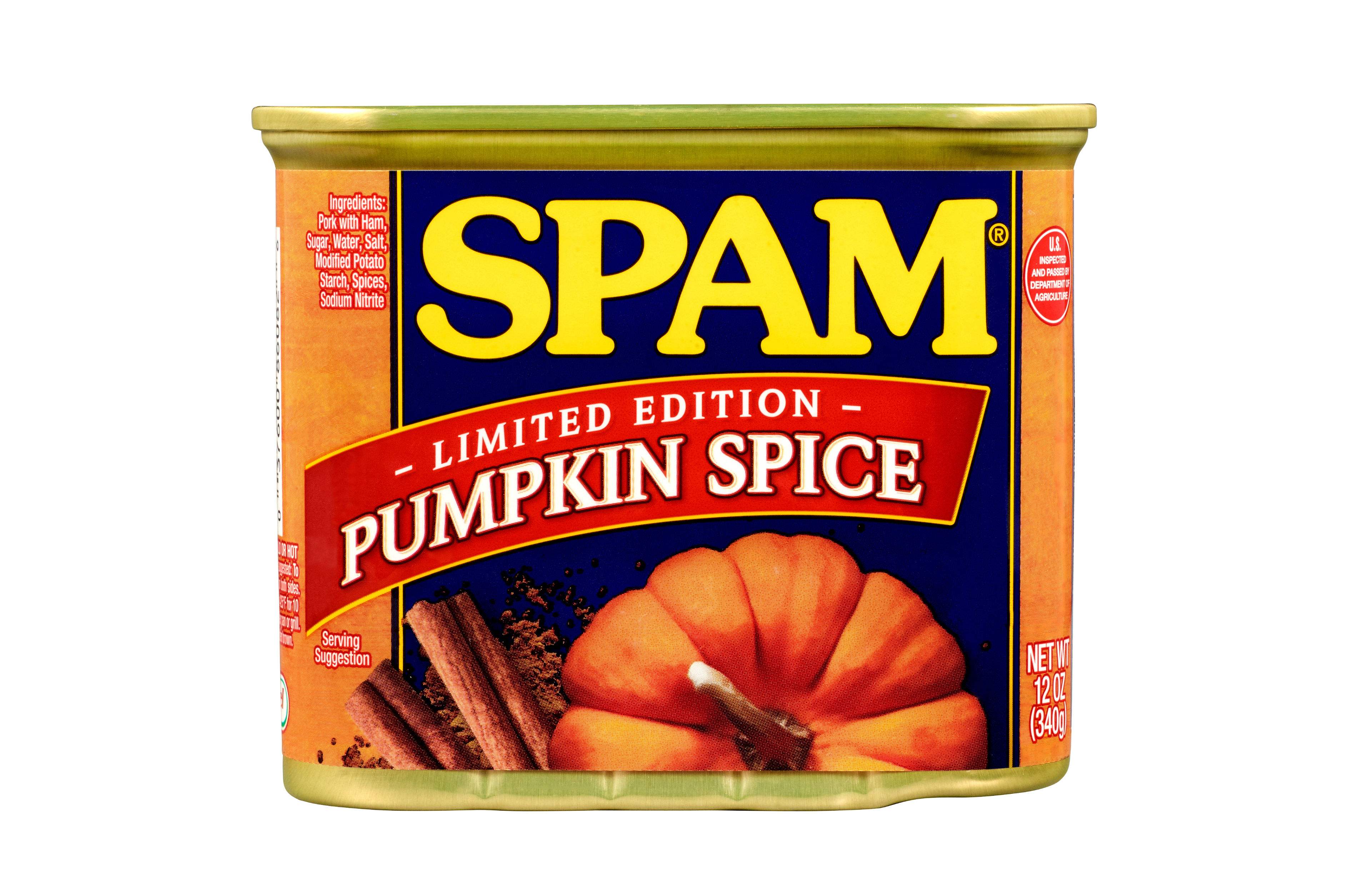 Brace Yourselves: Pumpkin Spice Spam Is Coming This Fall