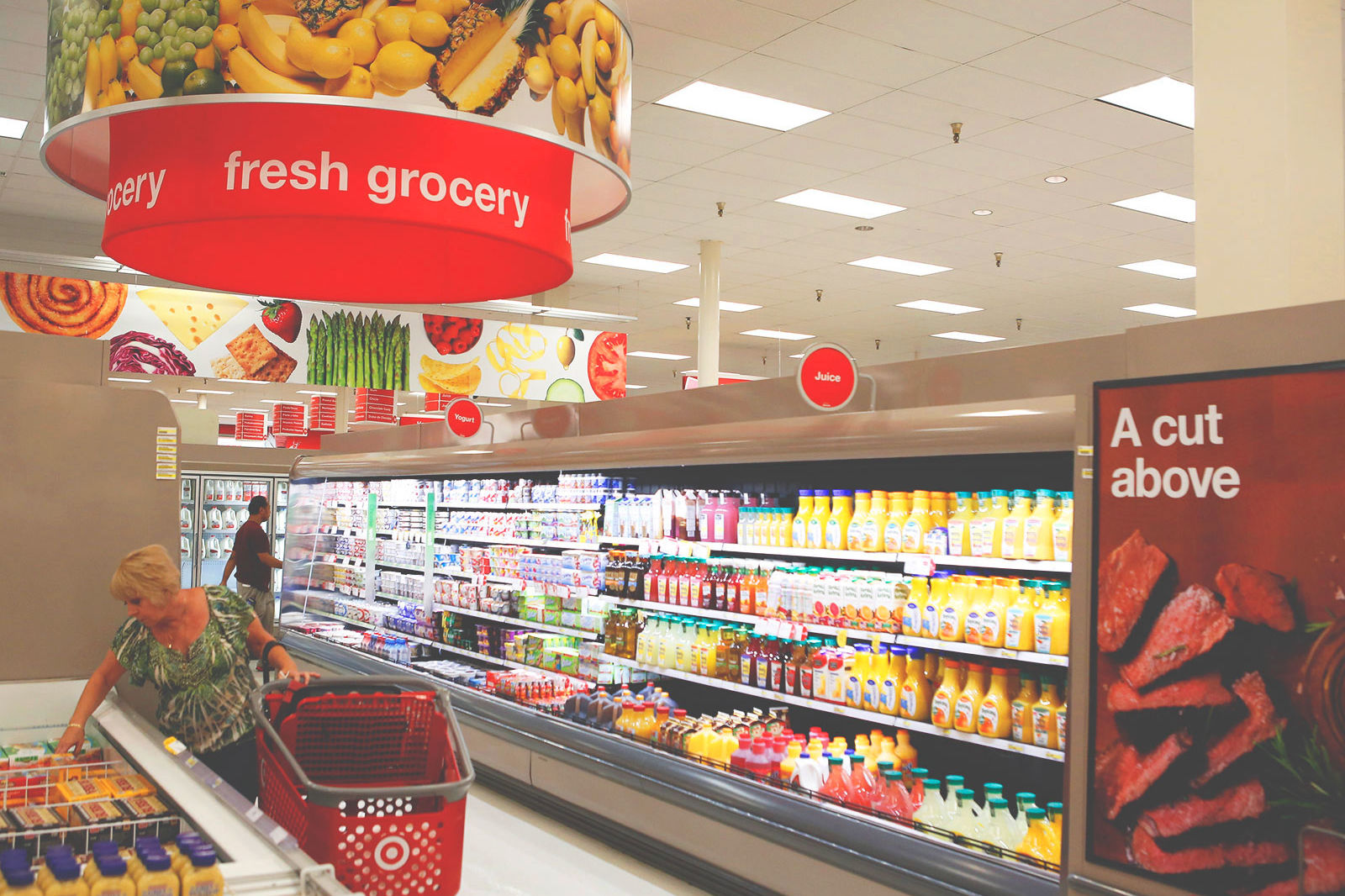 Target and Kroger May Merge: Report