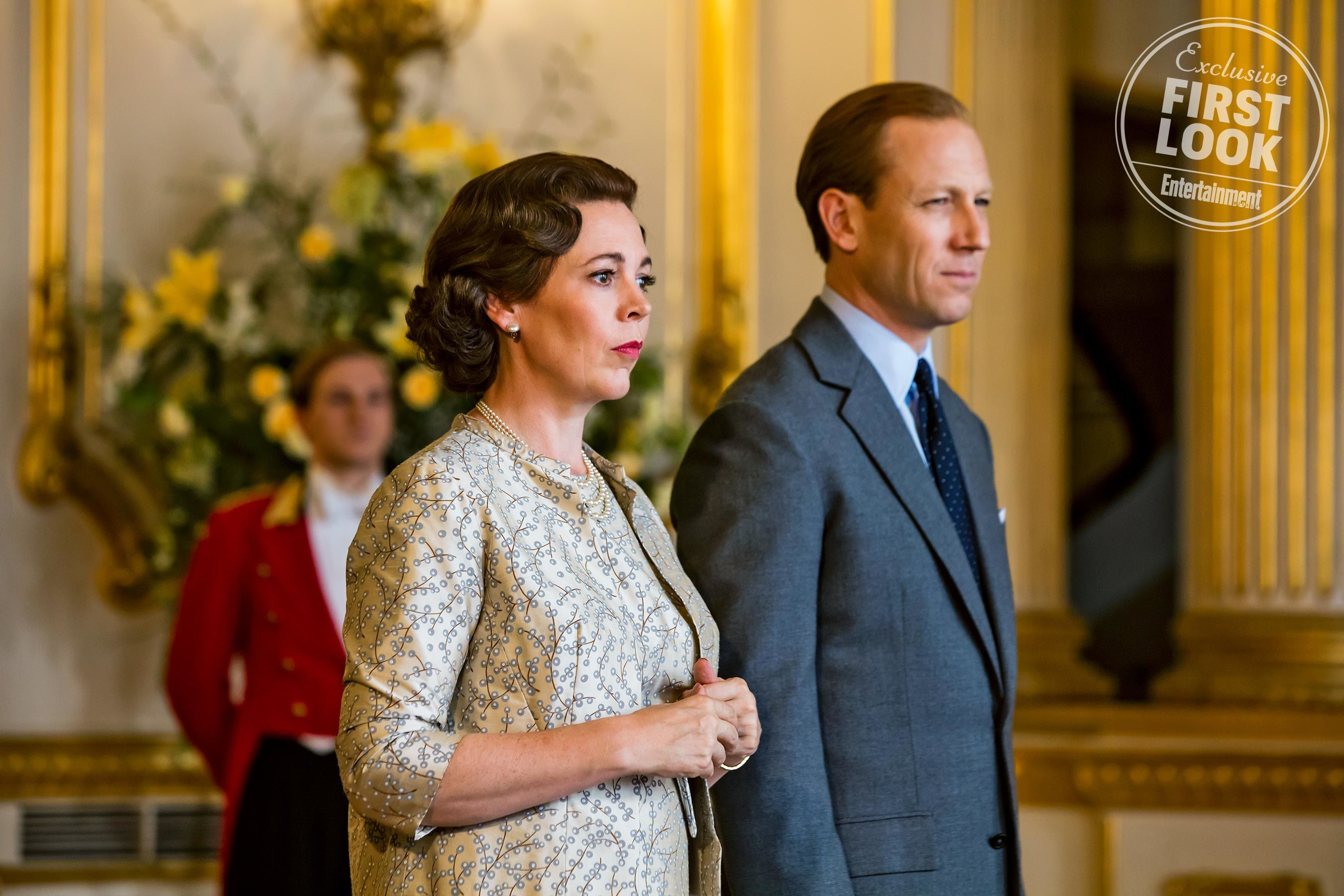 The Crown Season 3 First Look Photos Show Majestic New Cast
