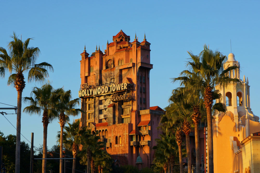Disney World is Re-theming Tower of Terror for Christmas, and It Doesn't Look So Scary Anymore