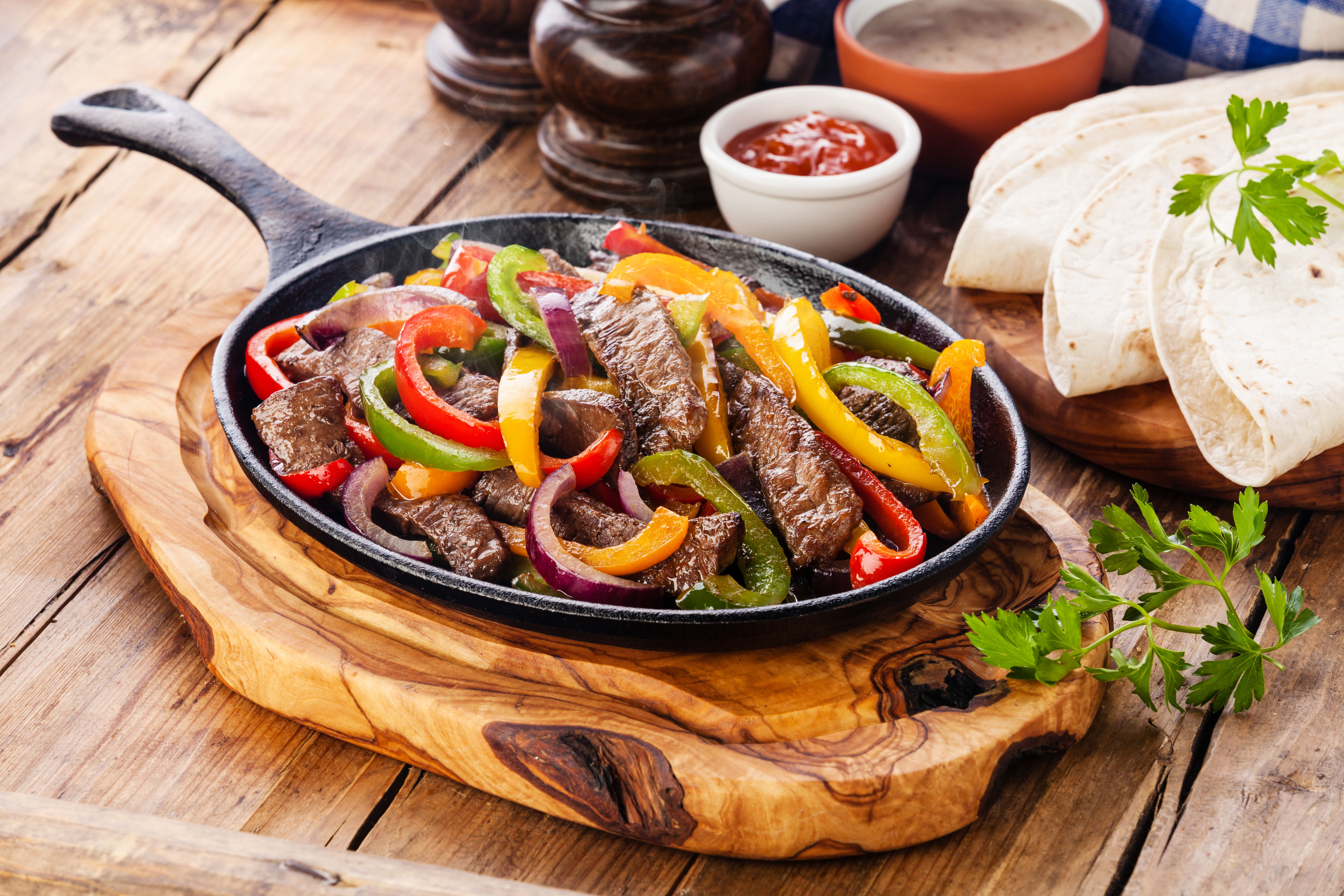 The Best Kind of Steak for Fajitas