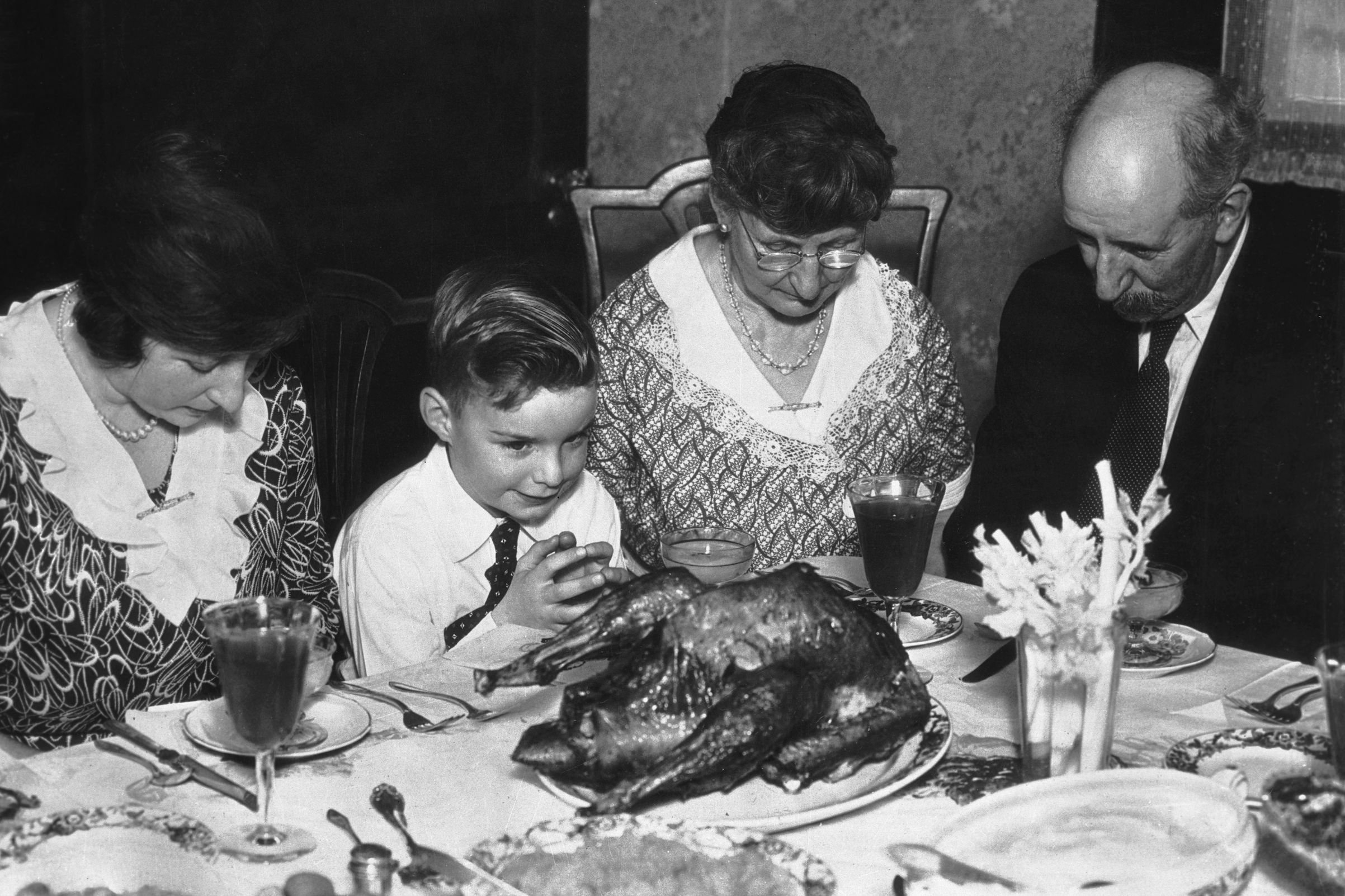 The Real Reason Why Thanksgiving Is Always on a Thursday